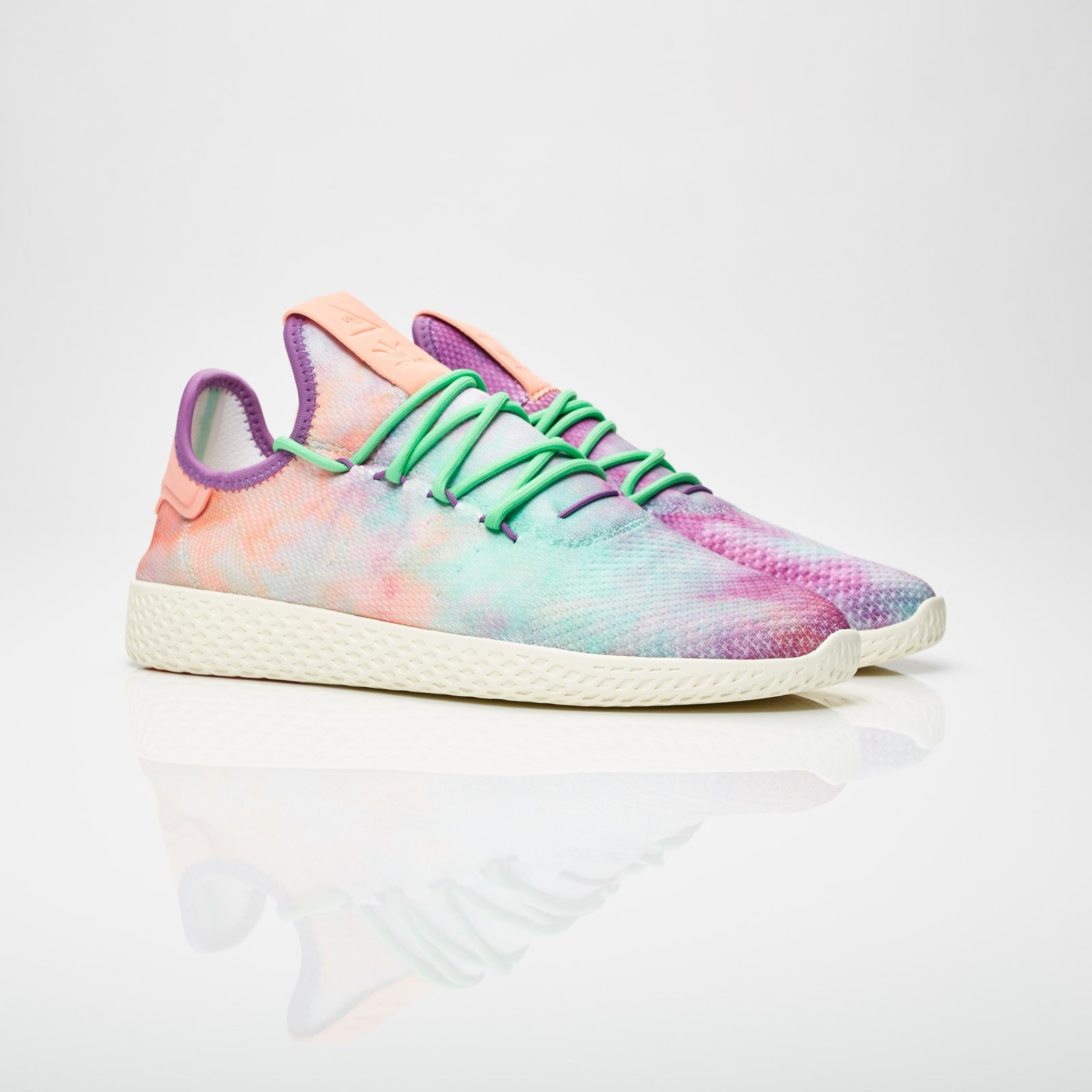 Adidas By Pharrell Williams Pharrell Williams HU Holi Tennis HU MC sneakers