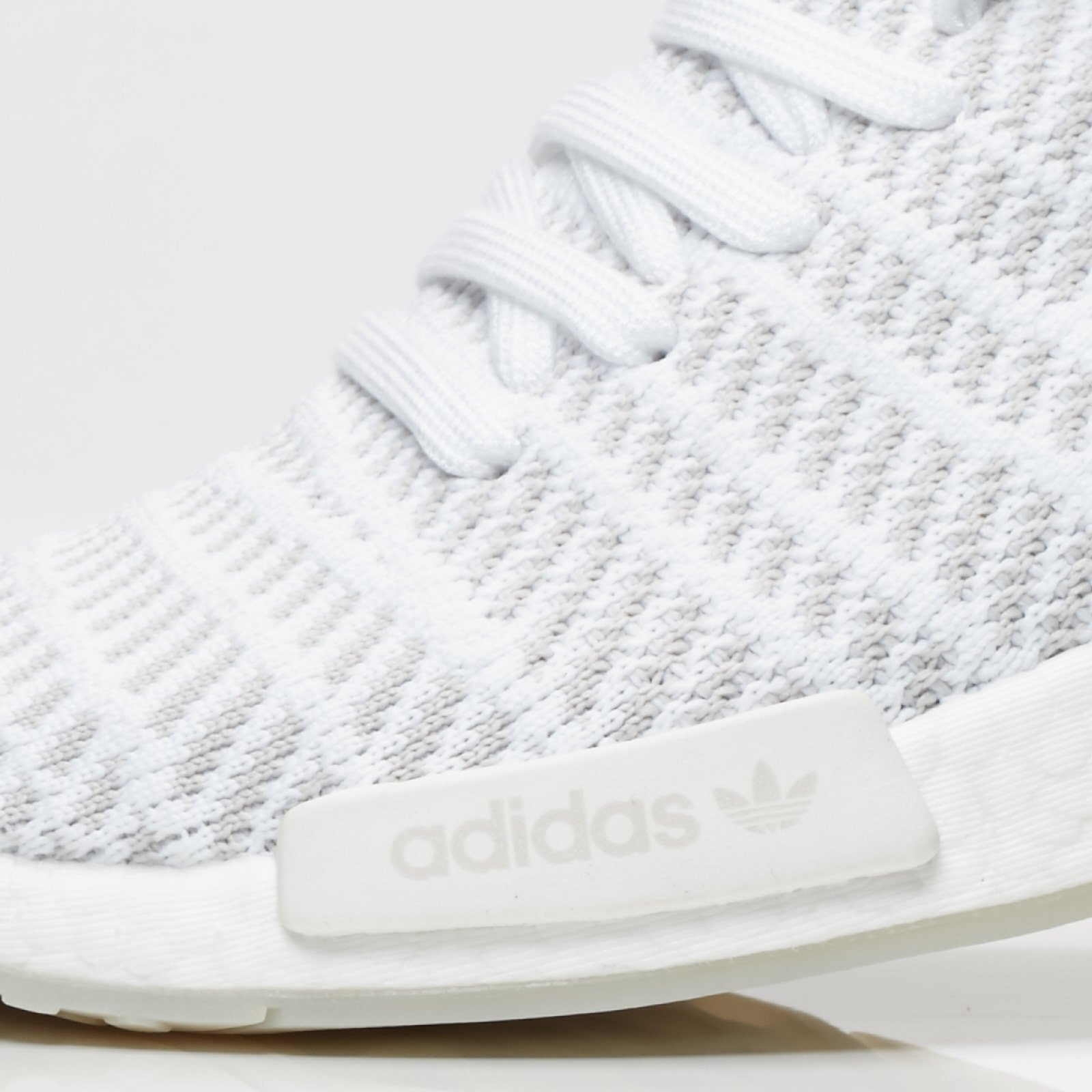 adidas NMD R1 STLT Primeknit Men Shoes White CQ2390