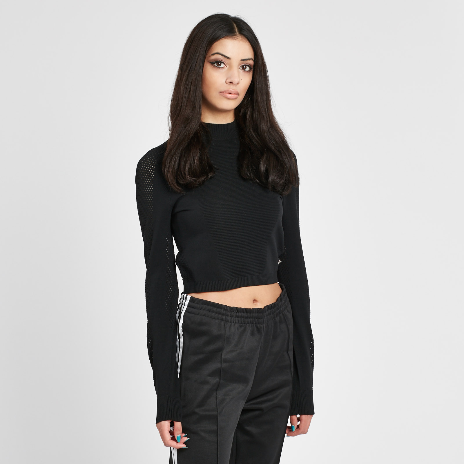 992f688a6e9 adidas Crop Top x Naked - Cy4789 - Sneakersnstuff | sneakers ...
