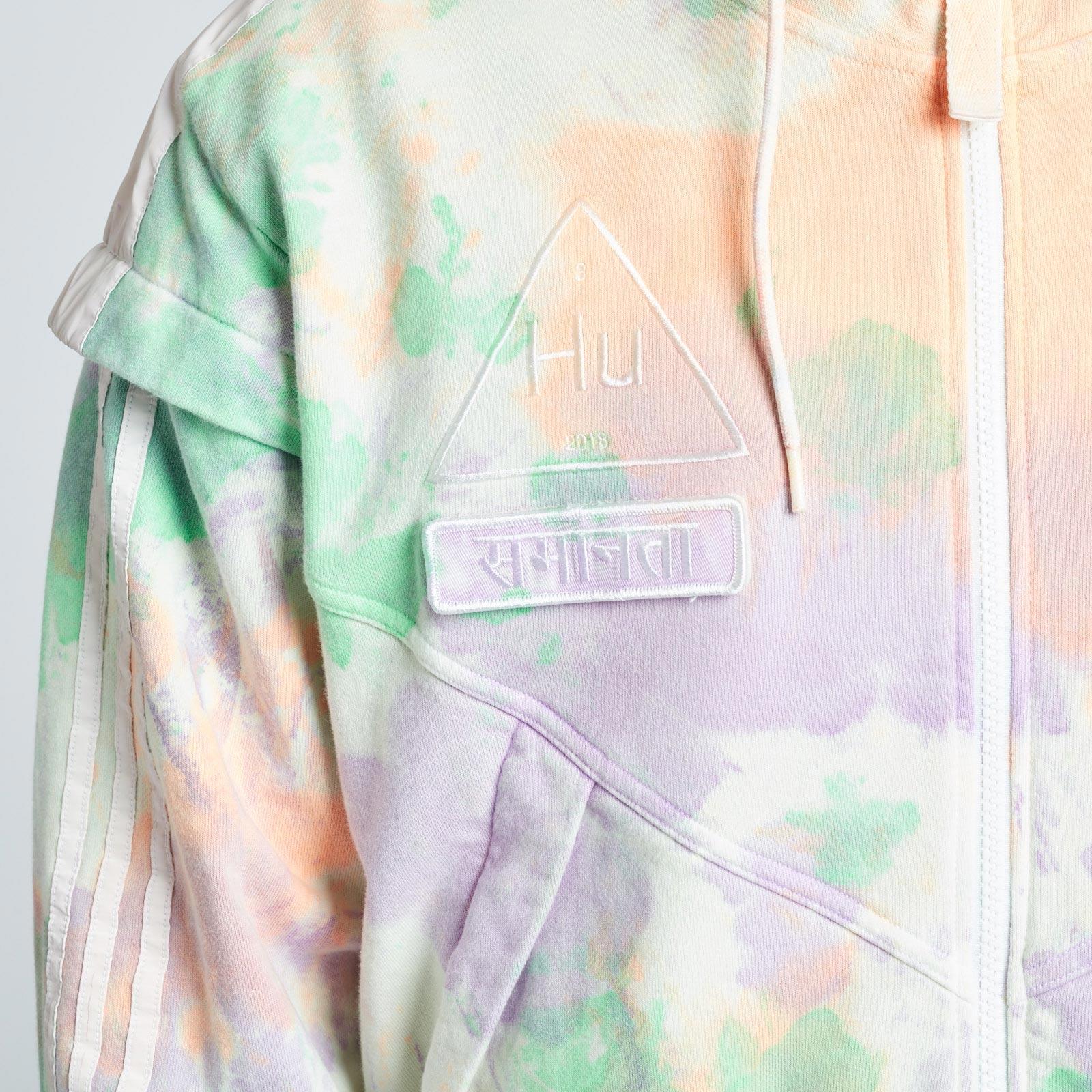 805b61af4aca1 adidas by Pharrell Williams Hu Holi Fz Hood - 10. Close