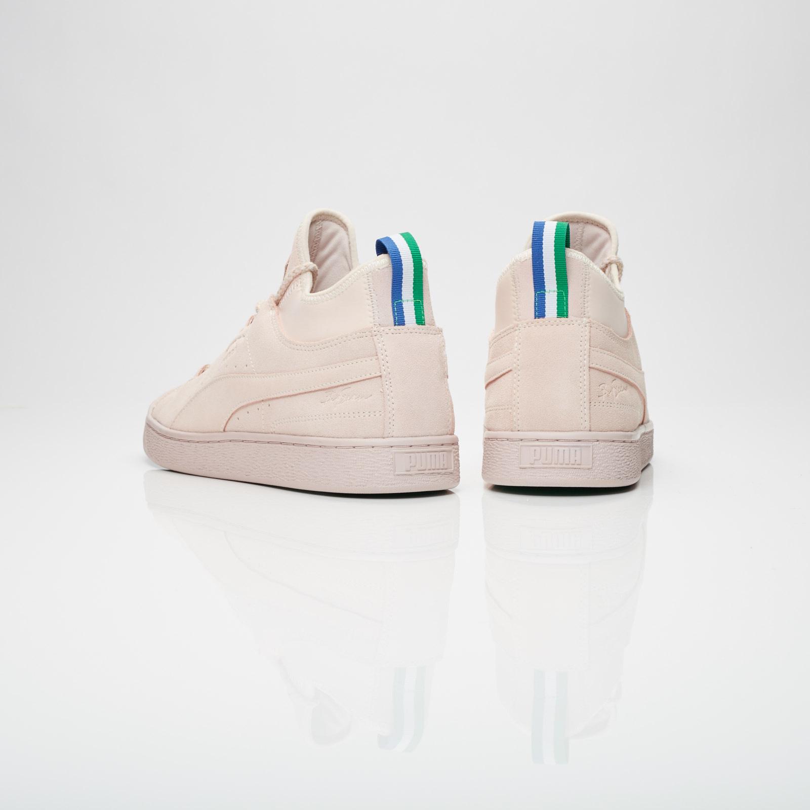 Puma Suede Mid Big Sean 366252 01 Sneakersnstuff