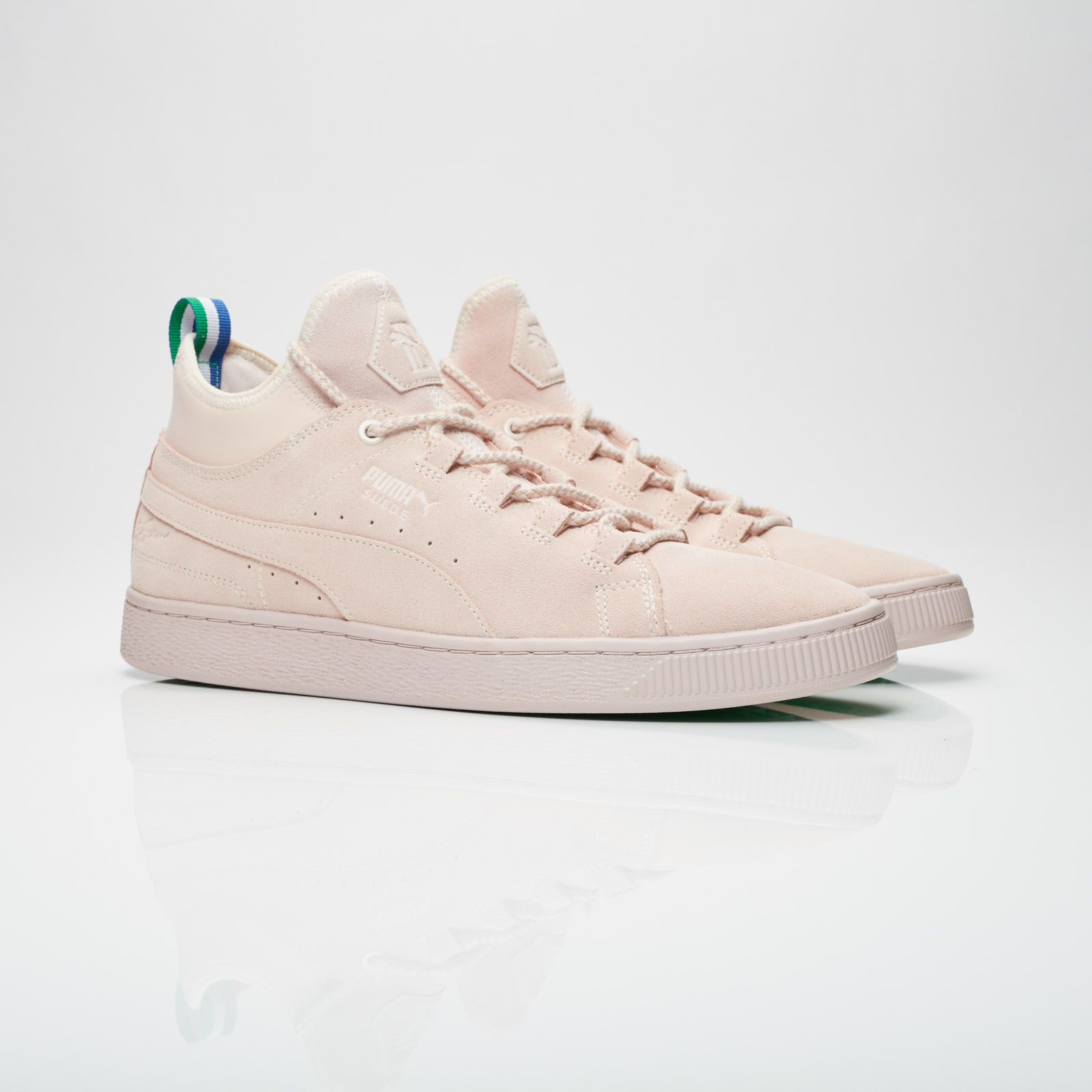 4046f4c11b1 Puma Suede Mid Big Sean - 366252-01 - Sneakersnstuff
