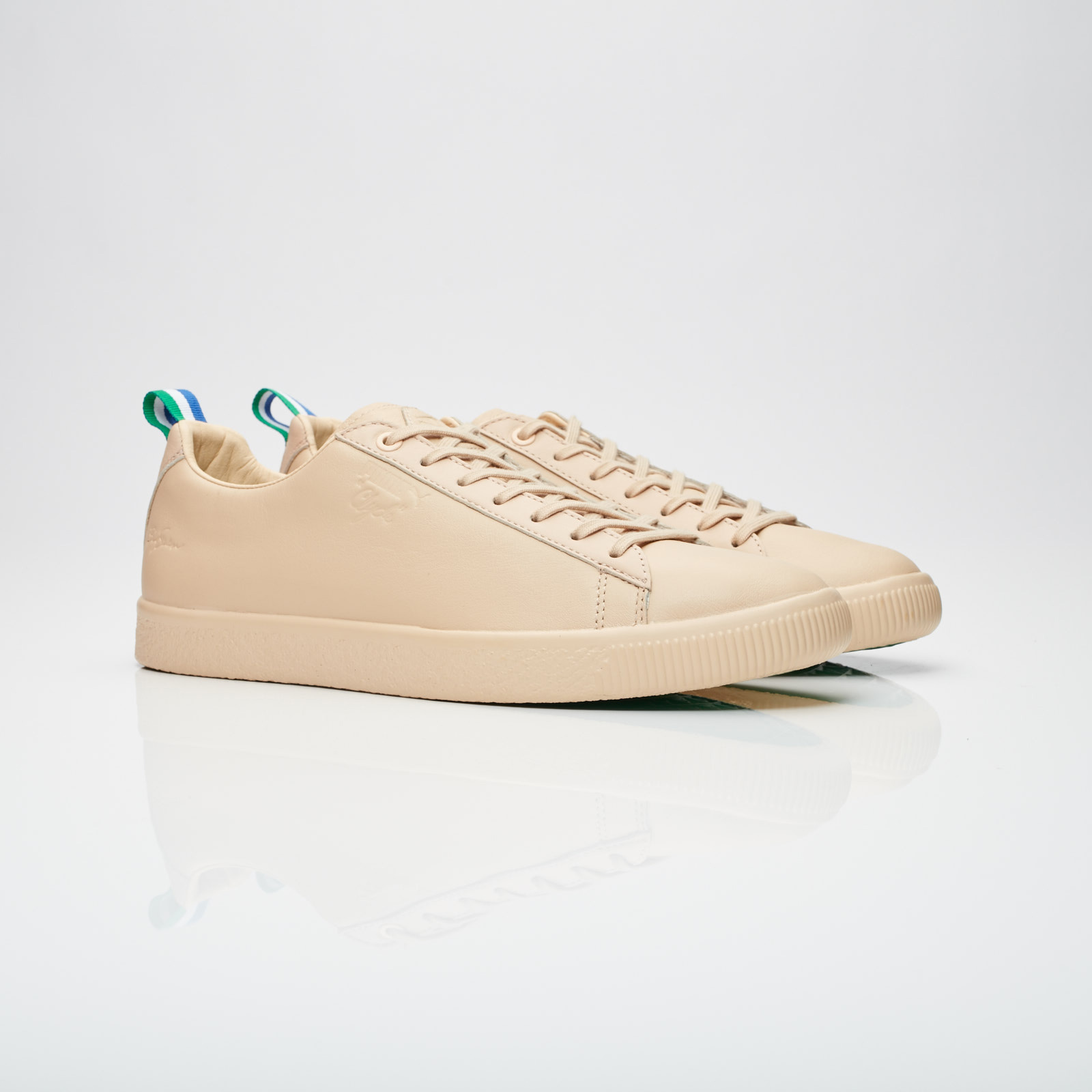 outlet store 22a26 7c124 Puma Clyde Big Sean - 366253-01 - Sneakersnstuff | sneakers ...