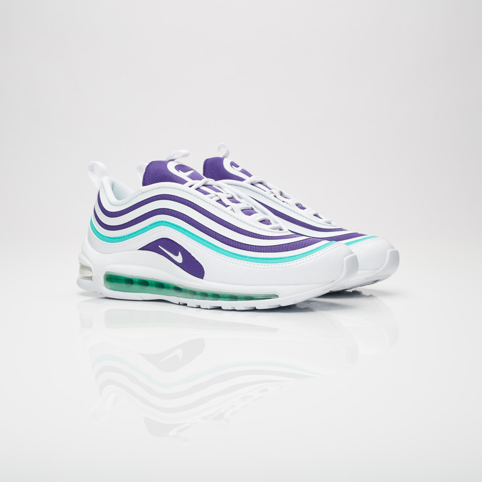 Red Air Max 97 shoes. Nike.com SI