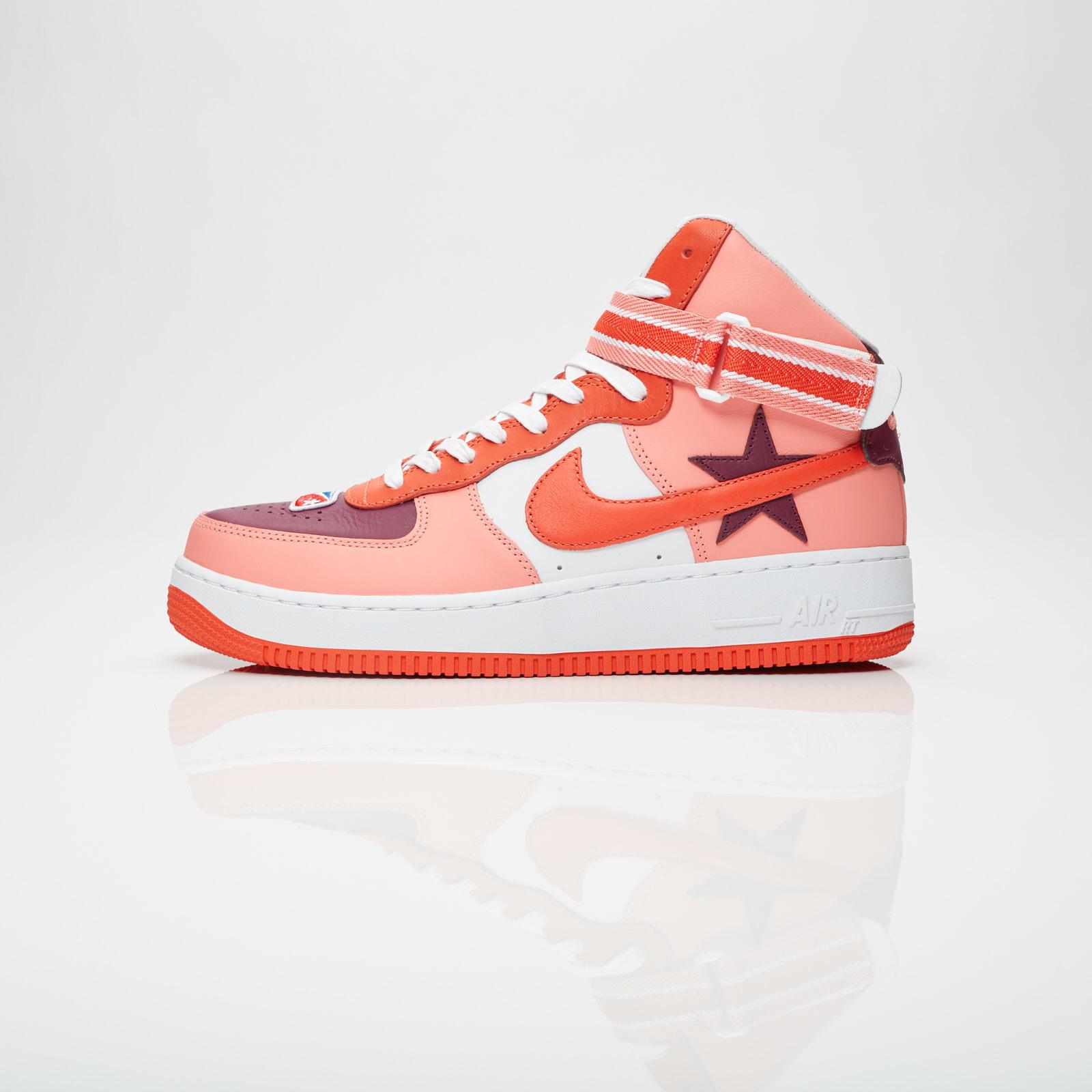 Nike Air Force 1 Hi x Riccardo Tisci Aq3366 601