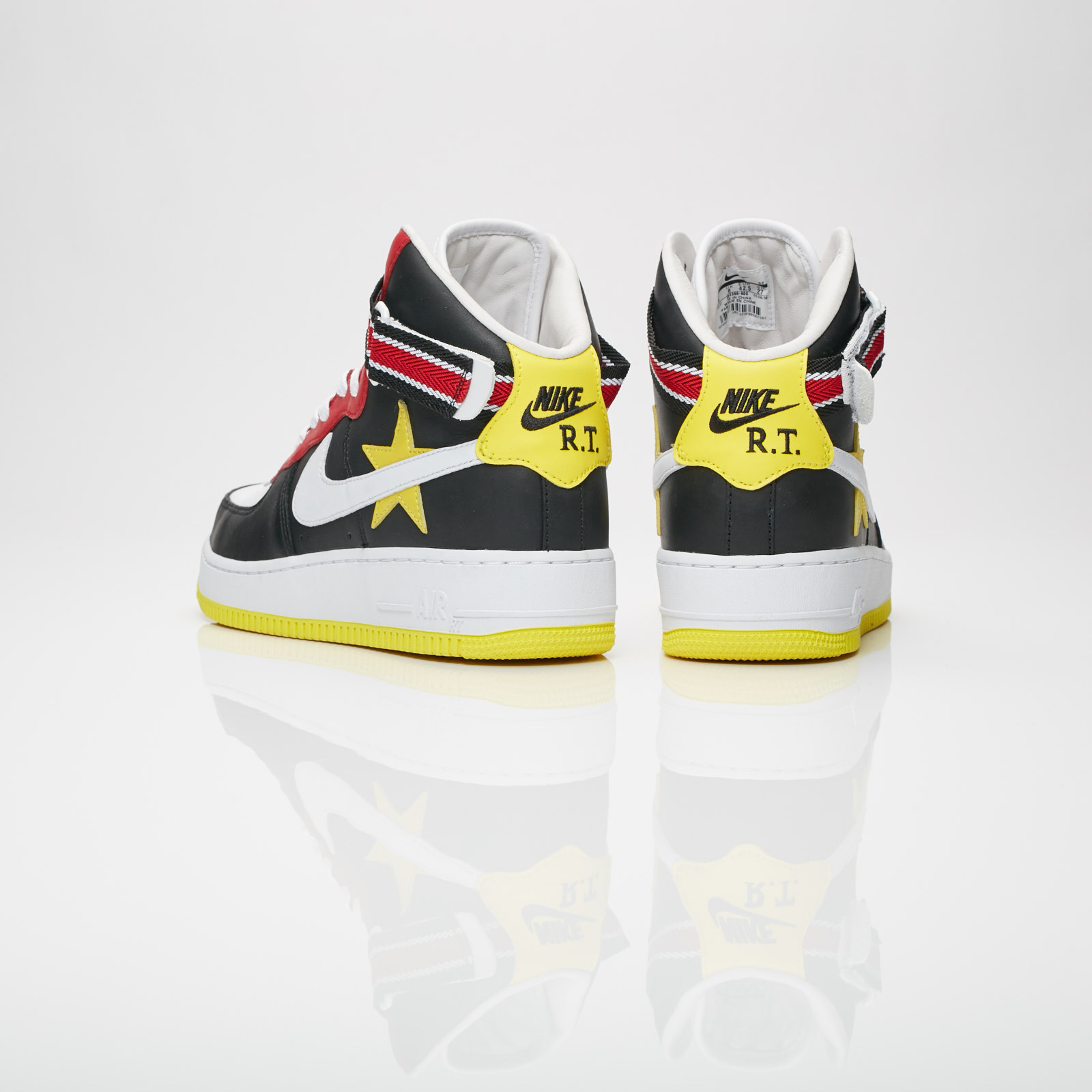 on sale db884 726c9 Nike Air Force 1 Hi x Riccardo Tisci - Aq3366-600 - Sneakersnstuff    sneakers   streetwear online since 1999