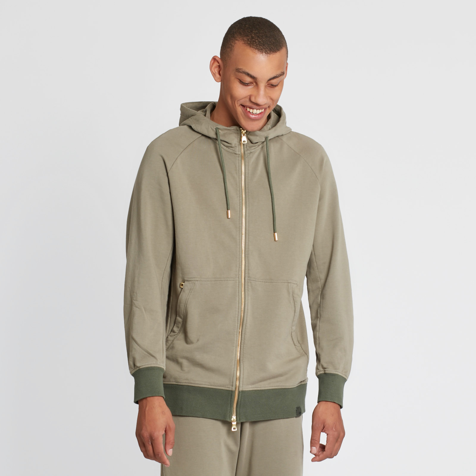 Adidas Originals x Oyster Holdings XBYO Full Zip Hoodie