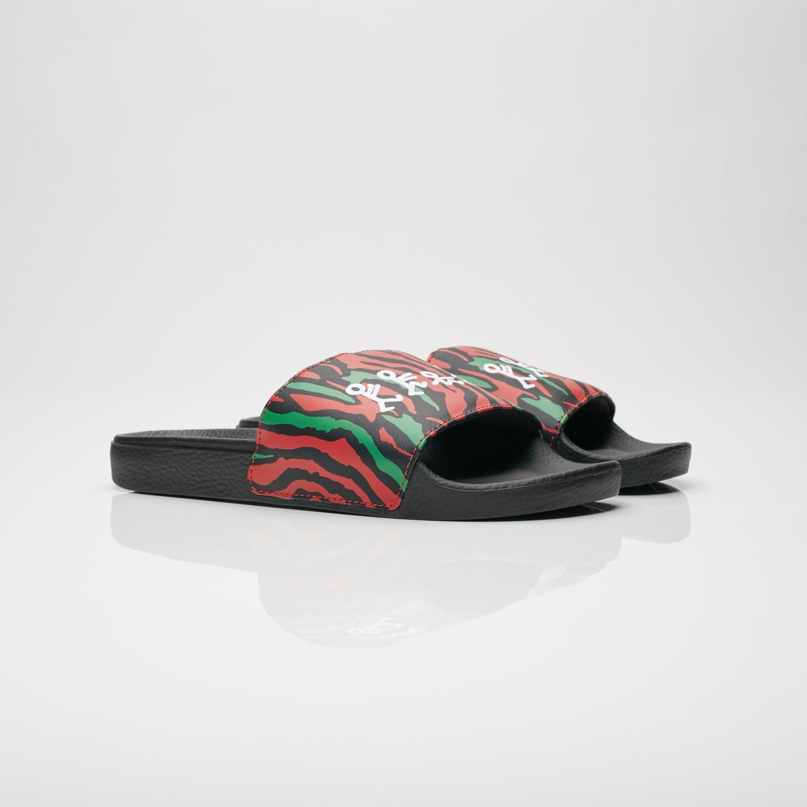 a4e5e2b5 Vans MN Slide-On x ATCQ - Va33tyq4b - Sneakersnstuff | sneakers ...