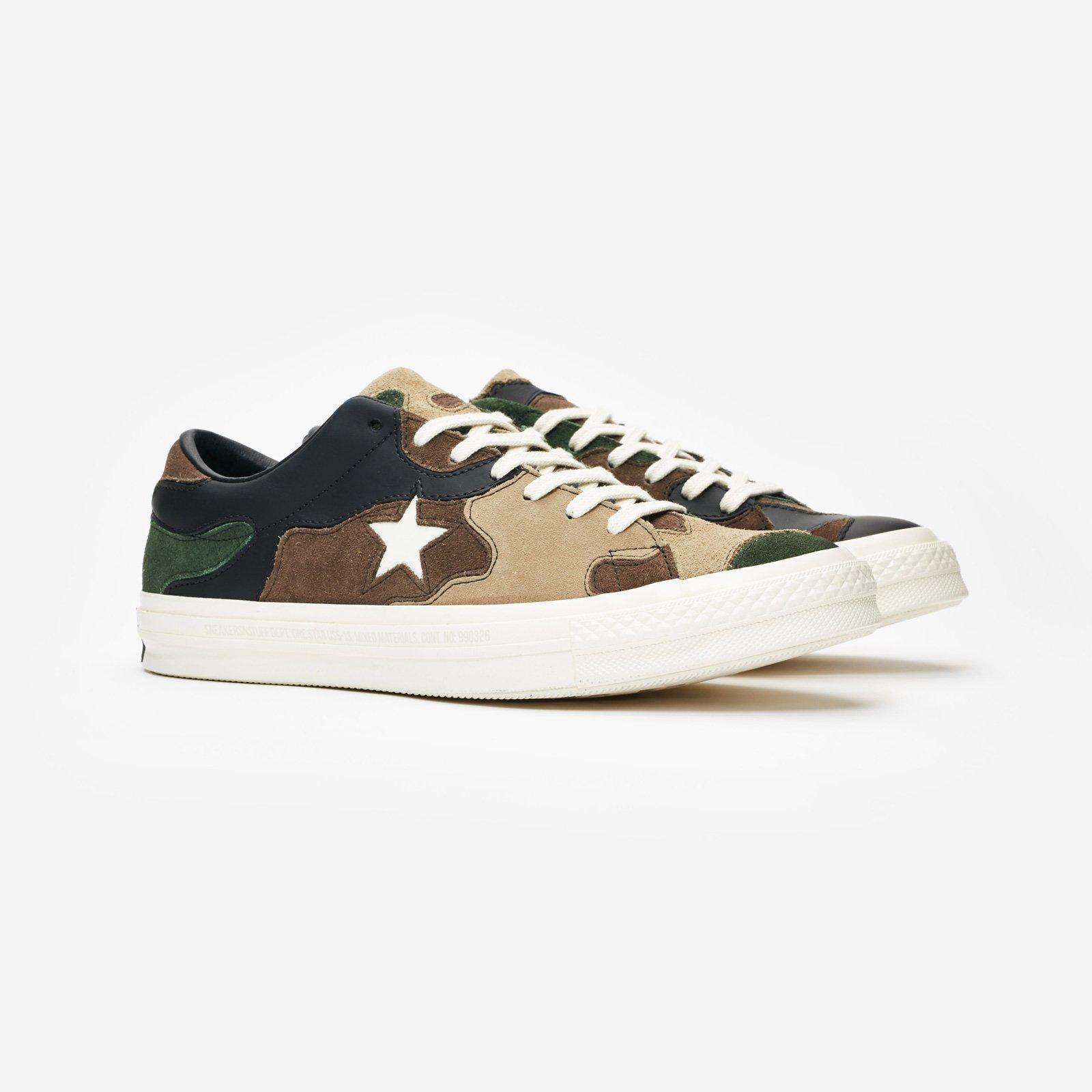 plutôt sympa 73ea2 dfdda Converse One Star x Sneakersnstuff - 161406c ...