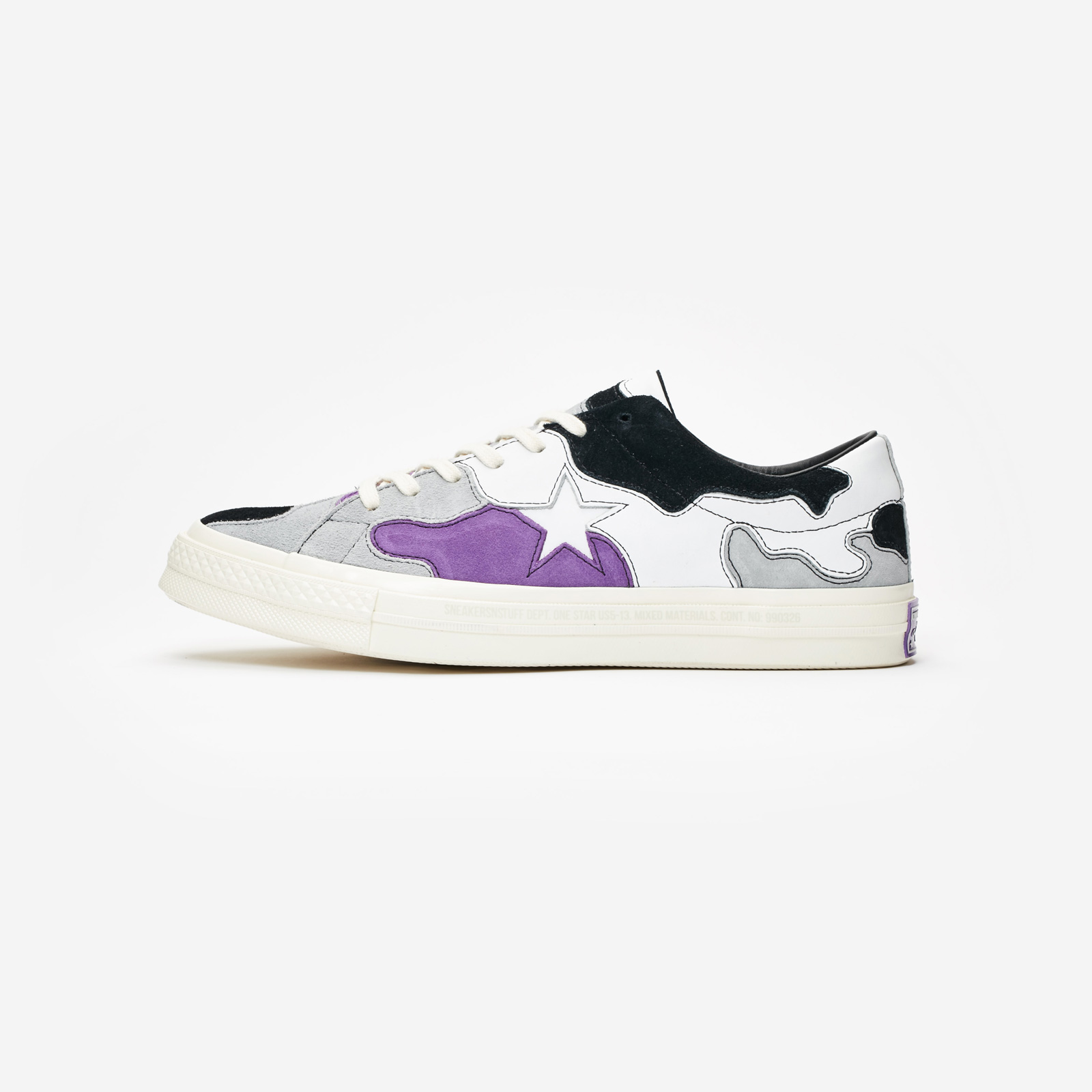 Converse One Star x Sneakersnstuff 161407c