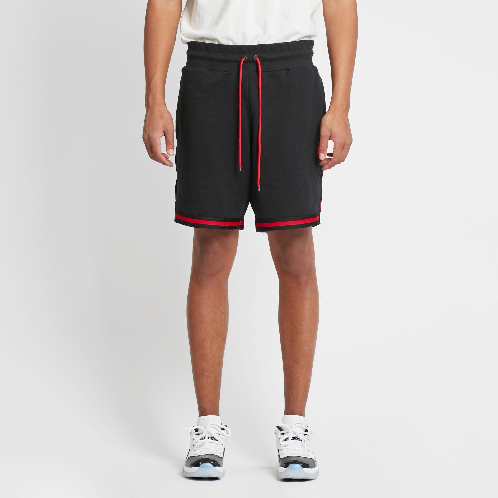 cb9fd8cd560 Jordan Brand Wings Lite 1988 Fleece Shorts - Aj0438-010 ...