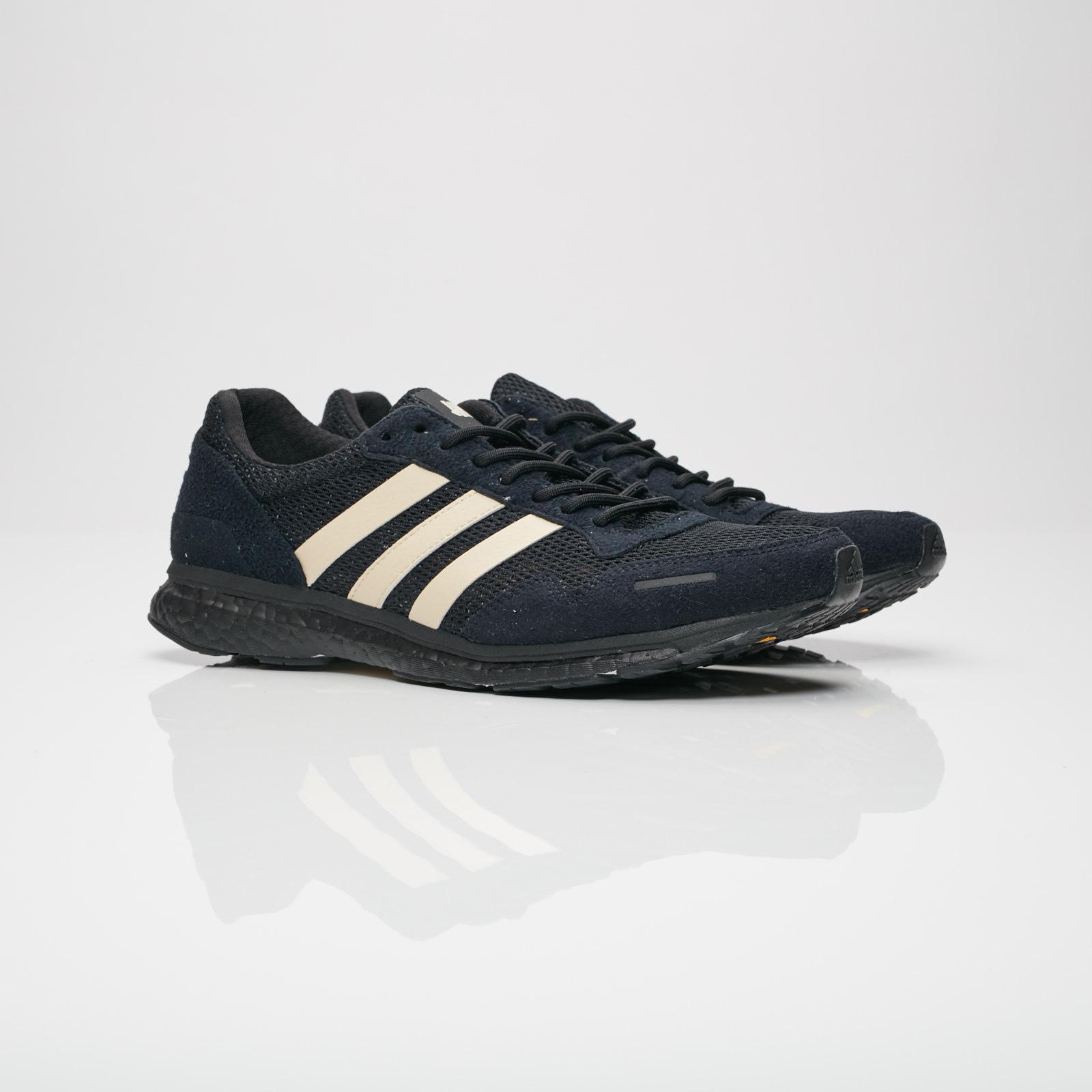 adidas x UNDFTD Adizero Adios 3 | Grau | Sneaker | BC0470
