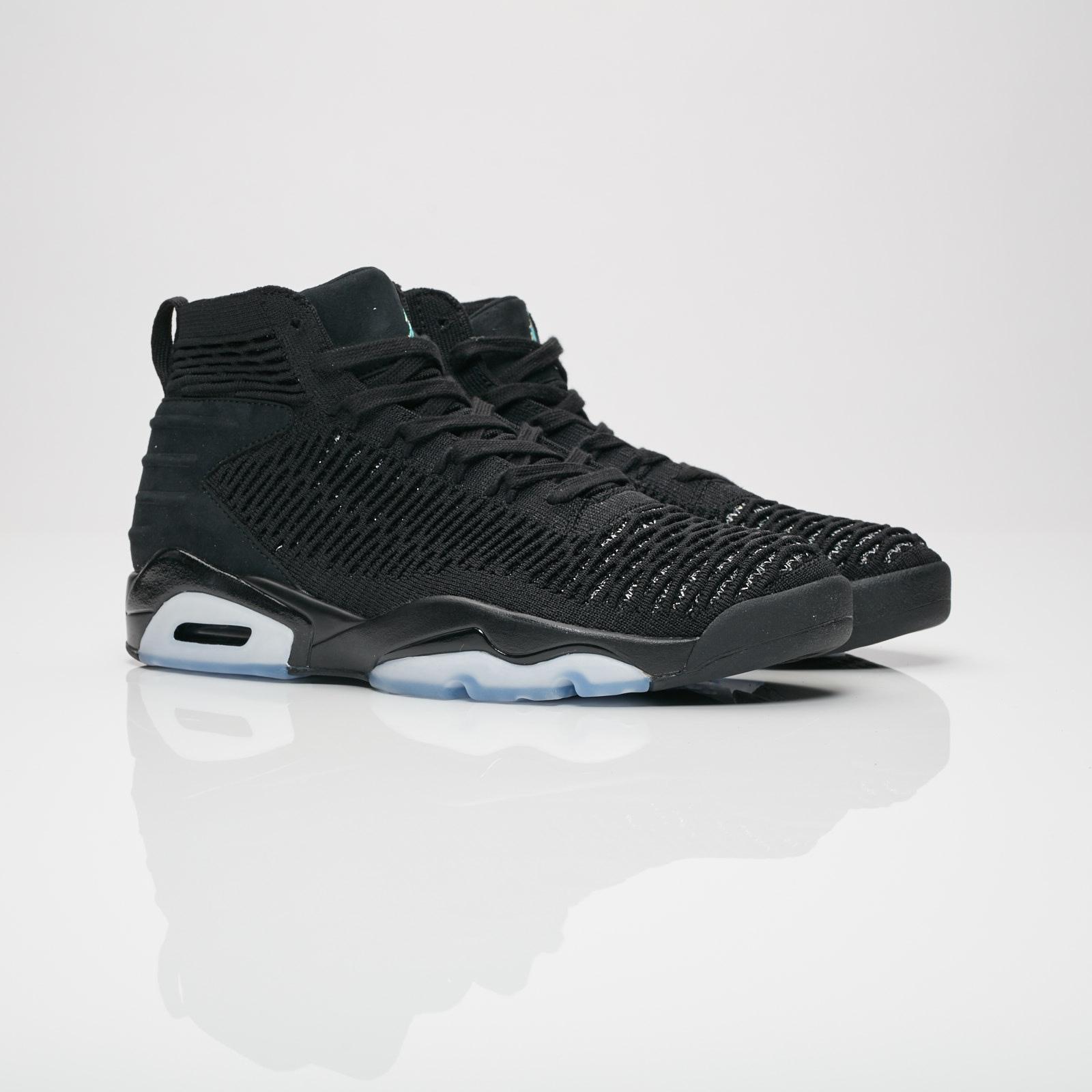 Jordan Brand Flyknit Elevation 23 - Aj8207-010 - Sneakersnstuff ... e97e67029