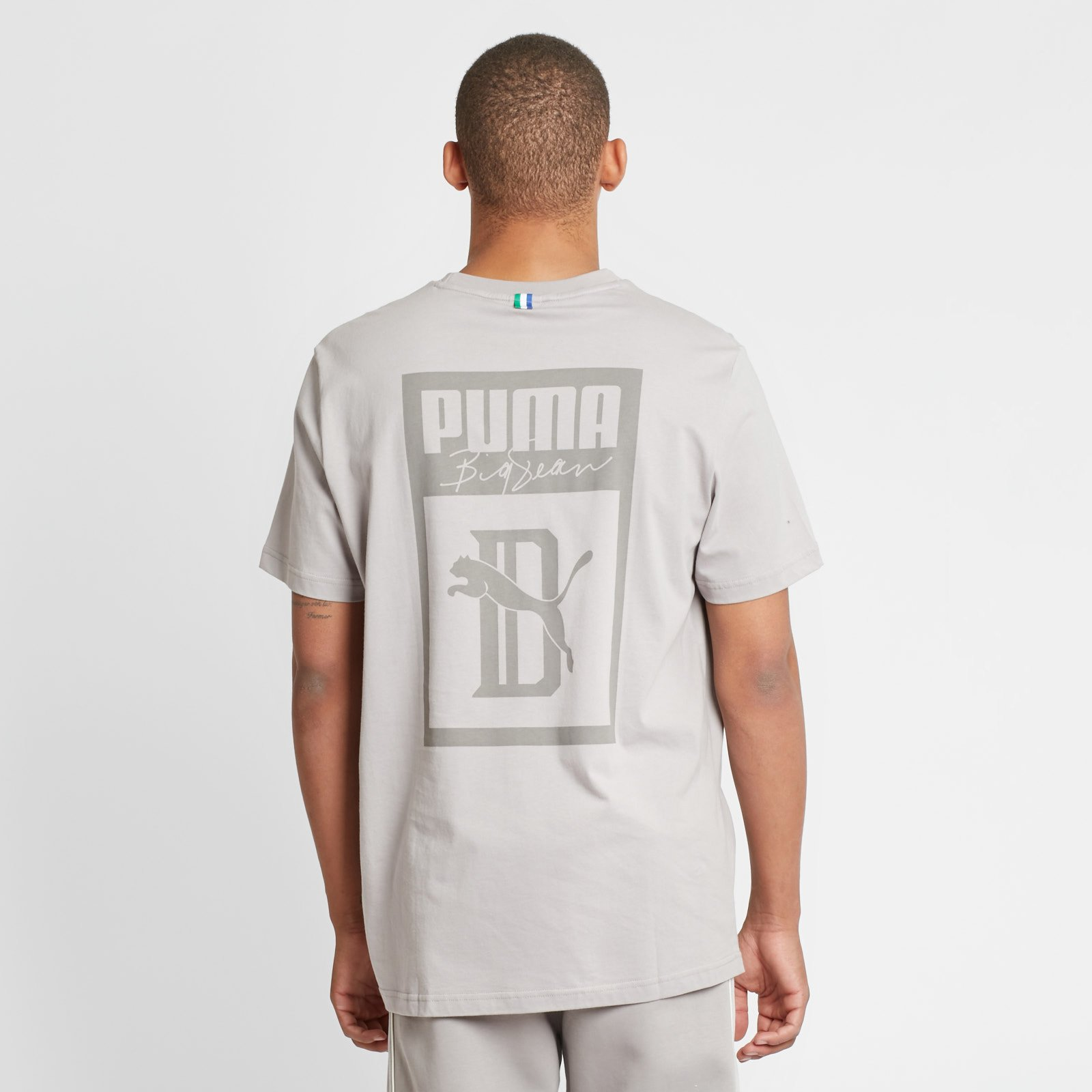 951beea56d Puma Logo Tee x Big Sean - 575919-12 - Sneakersnstuff | sneakers ...