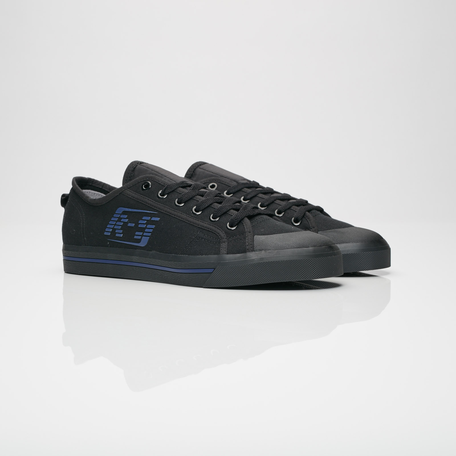 Converse Black & Yellow adidas Originals Edition Spirit Low Sneakers nEcU67