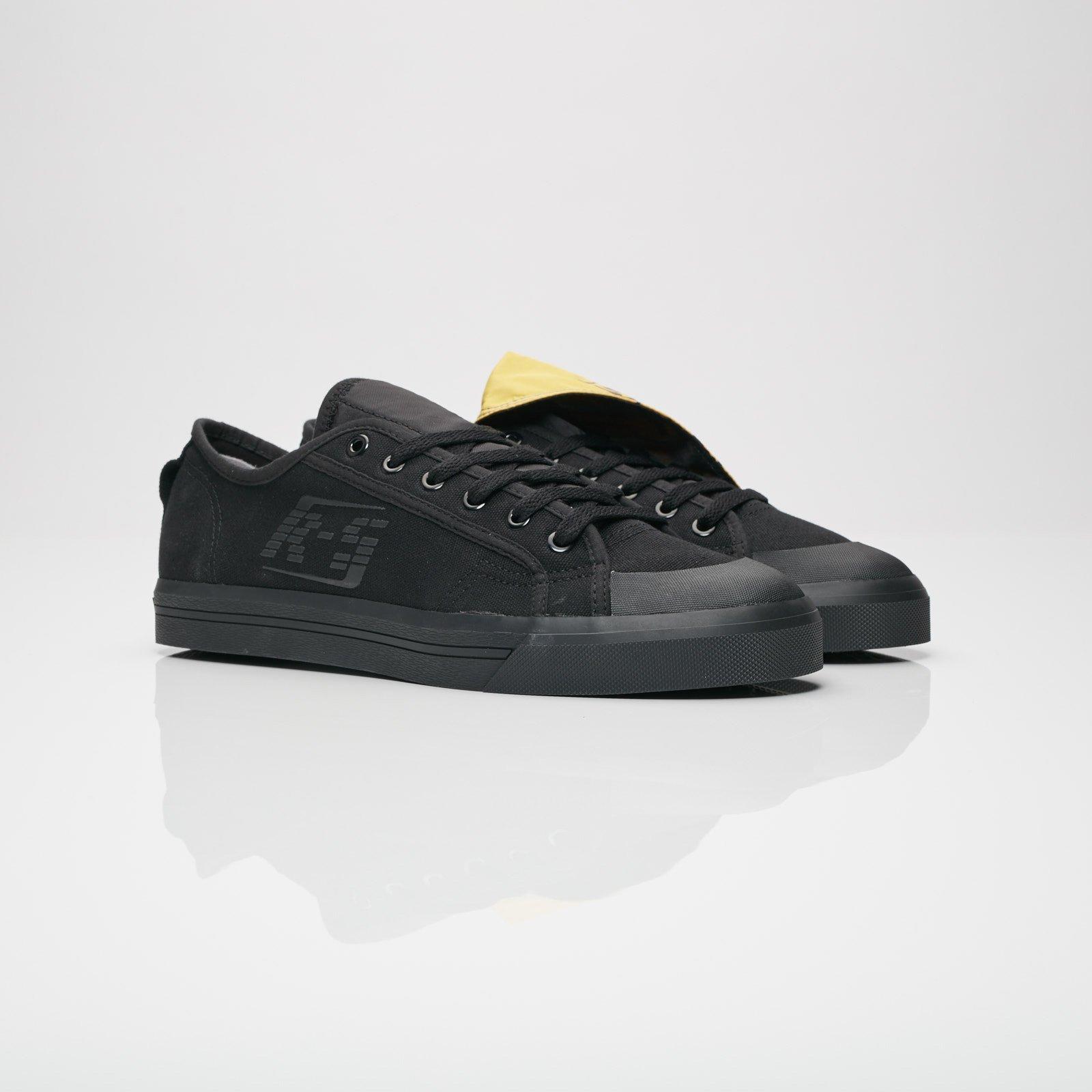 Converse Black & Yellow adidas Originals Edition Spirit Low Sneakers dLA2P