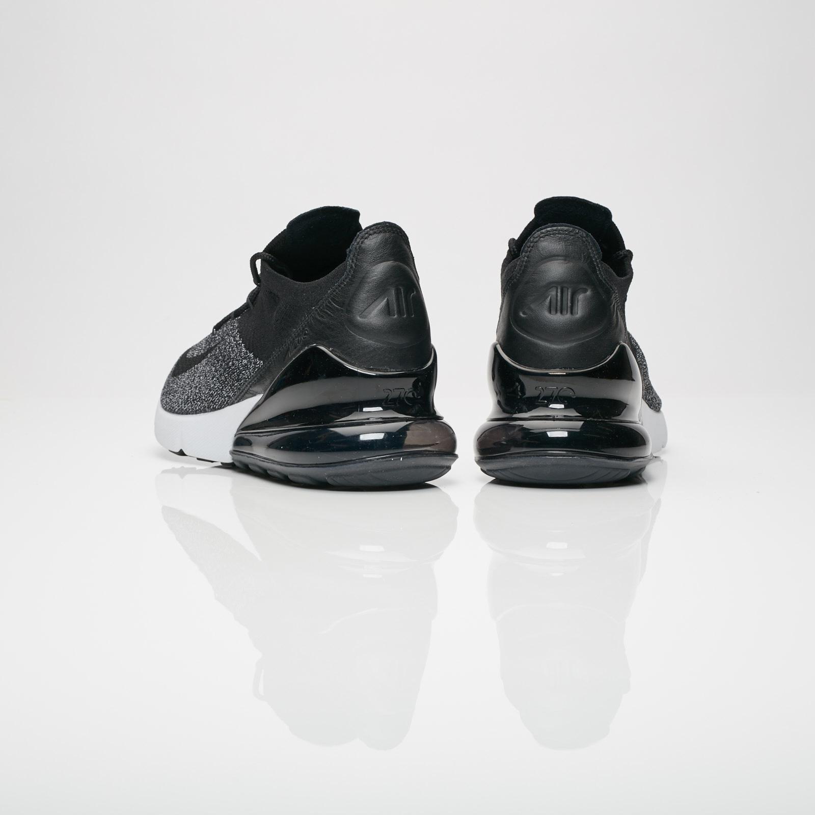 Ao1023 Flyknit Mens Blackblack White Oreo Max 270 Nike 001