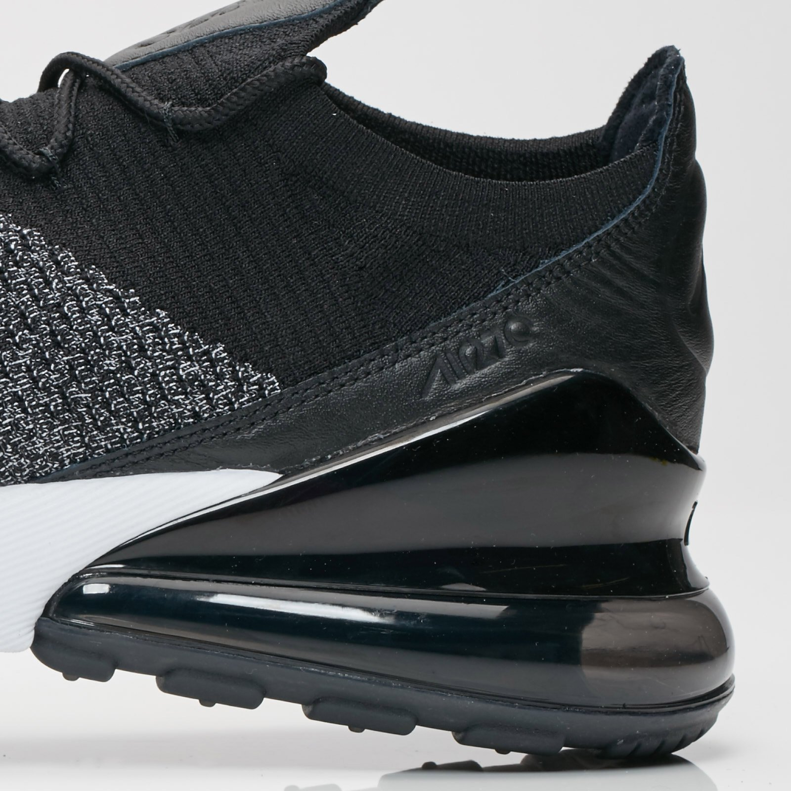 dca991b387b Nike Air Max 270 Flyknit - Ao1023-001 - Sneakersnstuff