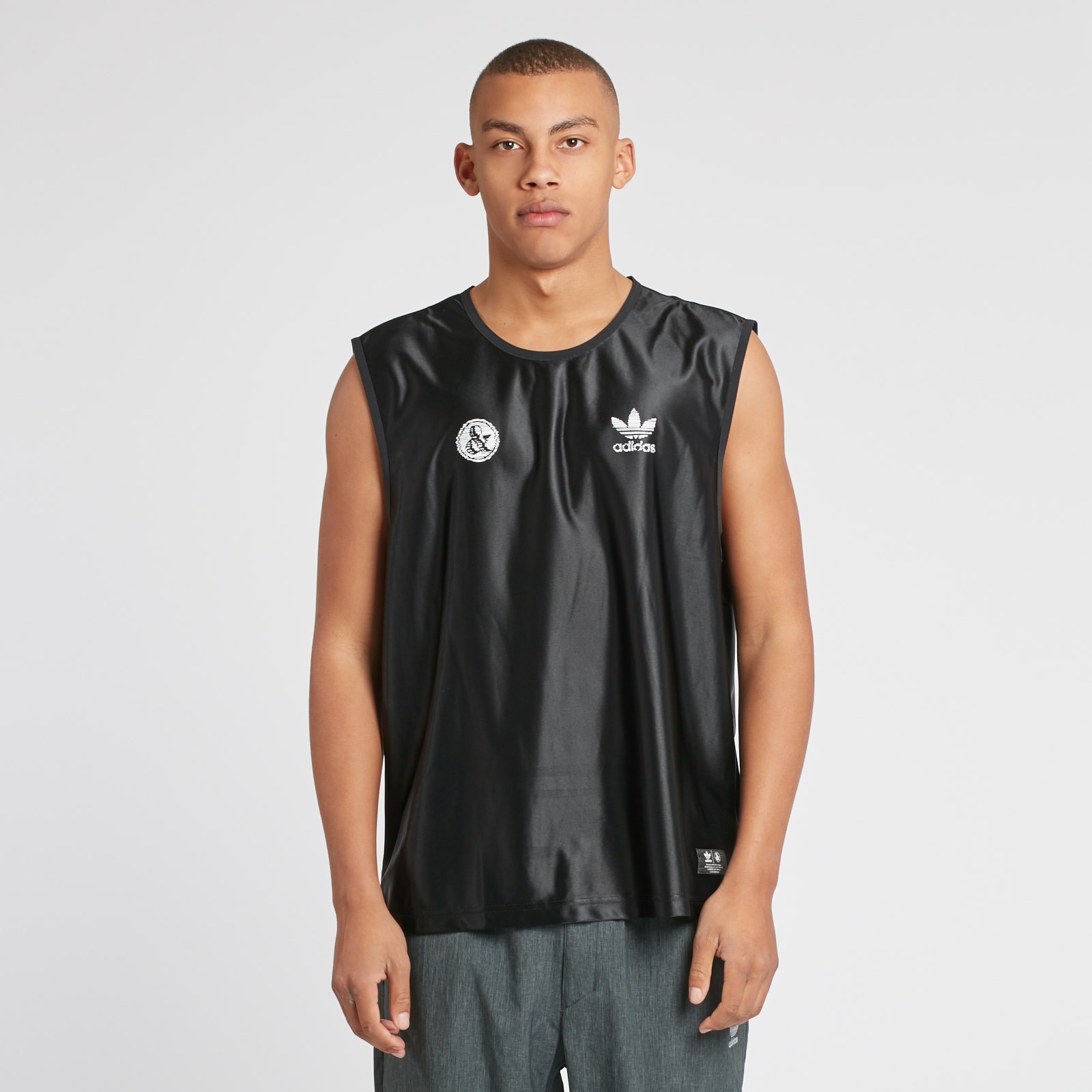 Adidas United Arrows & Sons Game Bibs Black