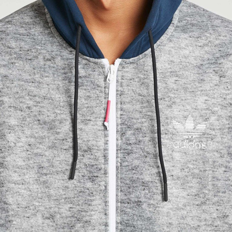 adidas Originals Zip-Up Hood x United Arrows & Sons - 4