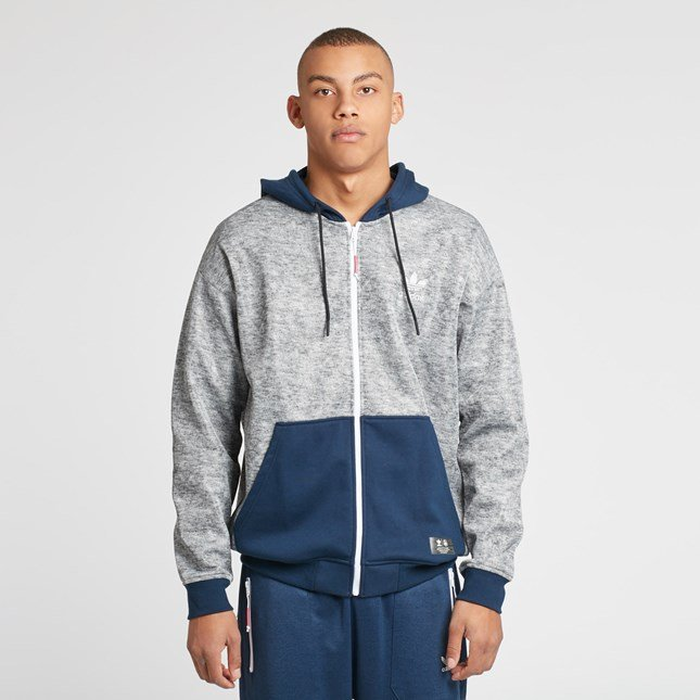 adidas Originals Zip-Up Hood x United Arrows & Sons