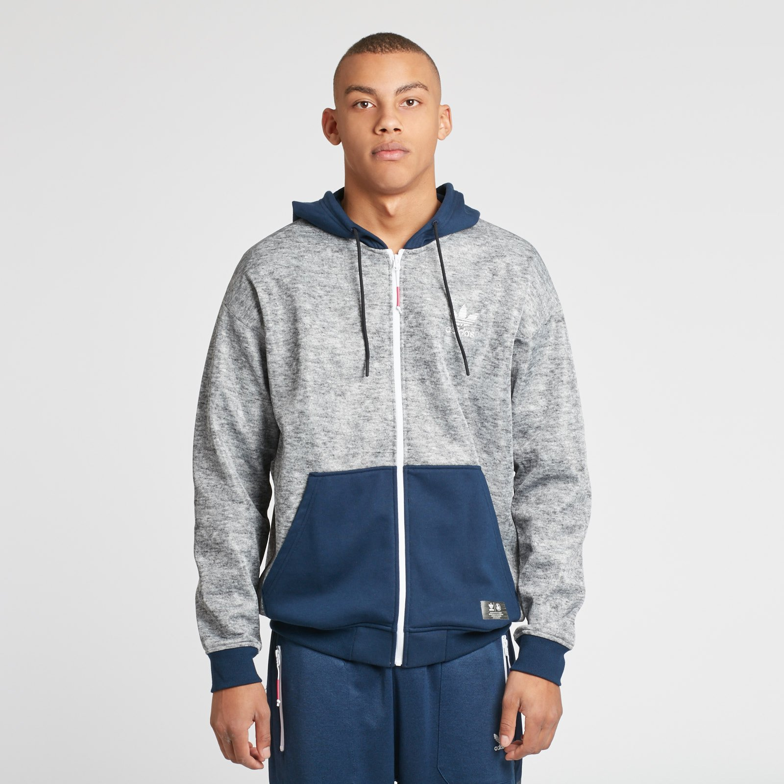 Adidas Zip Up Hood X United Arrows Sons Cd7724 Sneakersnstuff
