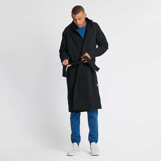 Reigning Champ Hooded Robe - Mid Wt Terry