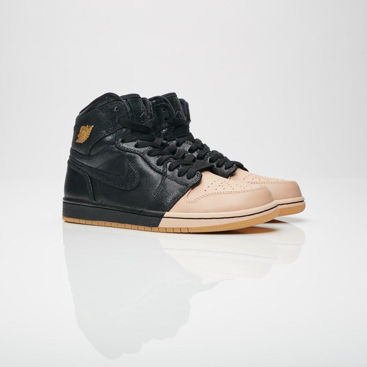 separation shoes 7fd99 45db1 jordan brand wmns air 1 retro hi premium ah7389 007 sneakers   streetwear  på n aum