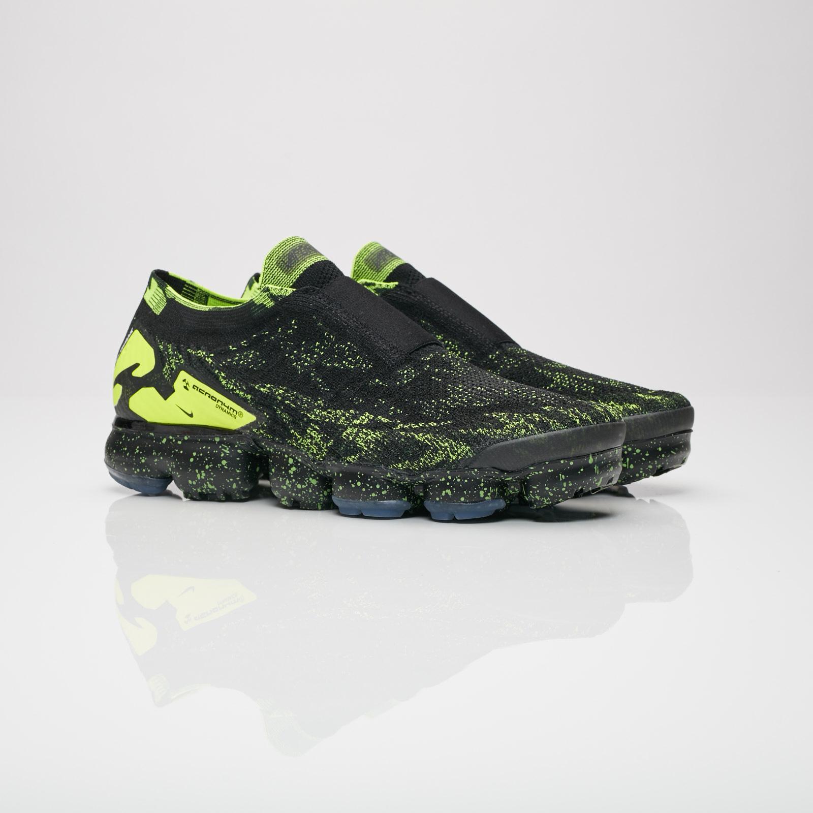 ce239cf6b9 Nike Air Vapormax FK Moc 2 / Acronym - Aq0996-007 - Sneakersnstuff ...