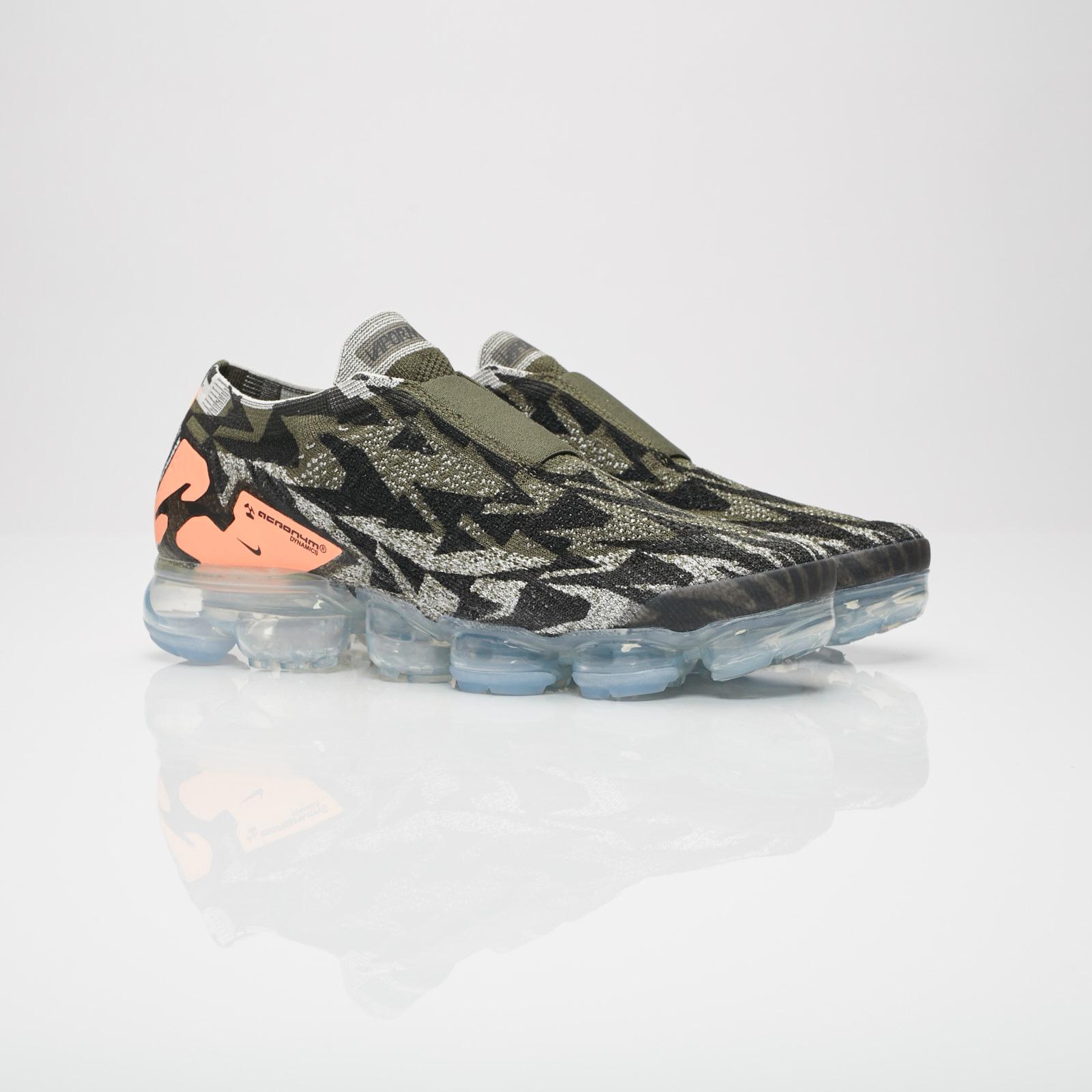 e0350017d49f0 Nike Air Vapormax FK Moc 2   Acronym - Aq0996-102 - Sneakersnstuff ...