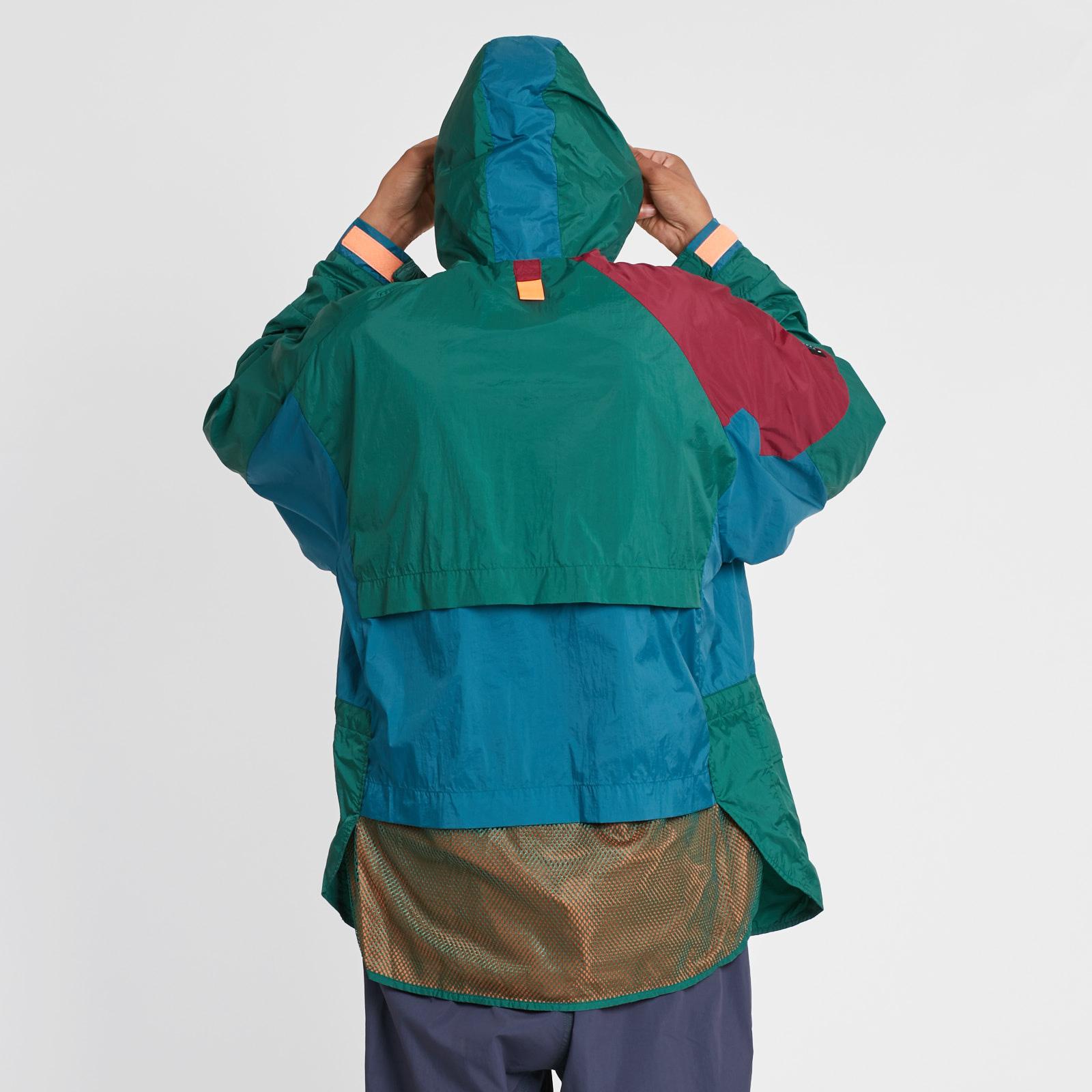adidas Atric Lite Vintage Jacket Collegiate Green | Footshop