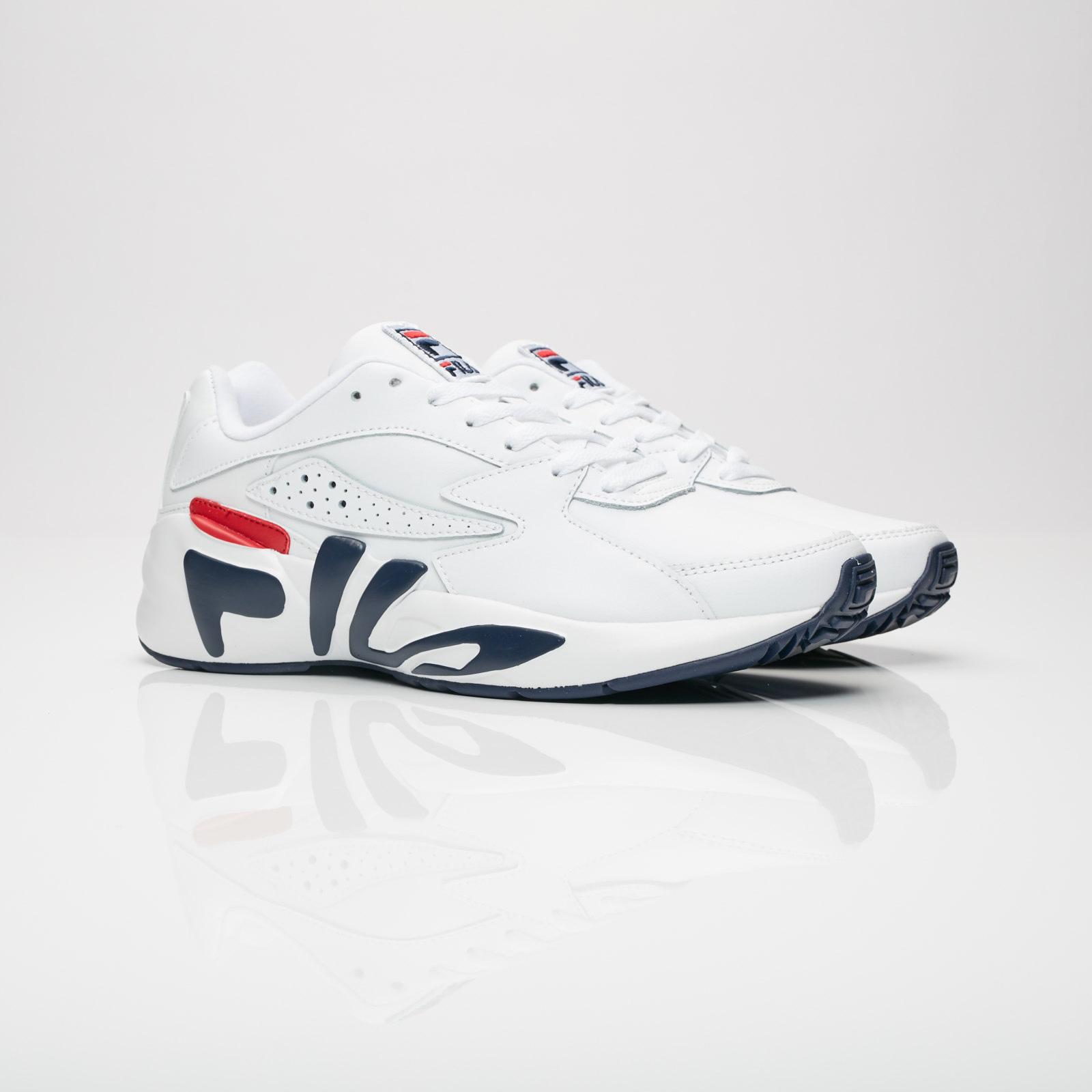 Fila Mindblower - 1rm00119-125 - Sneakersnstuff I Sneakers ...