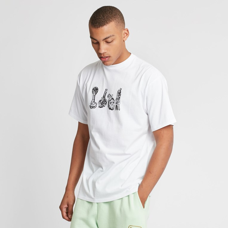 Aries Aloha From Hell Basic Short Sleeve T - 6