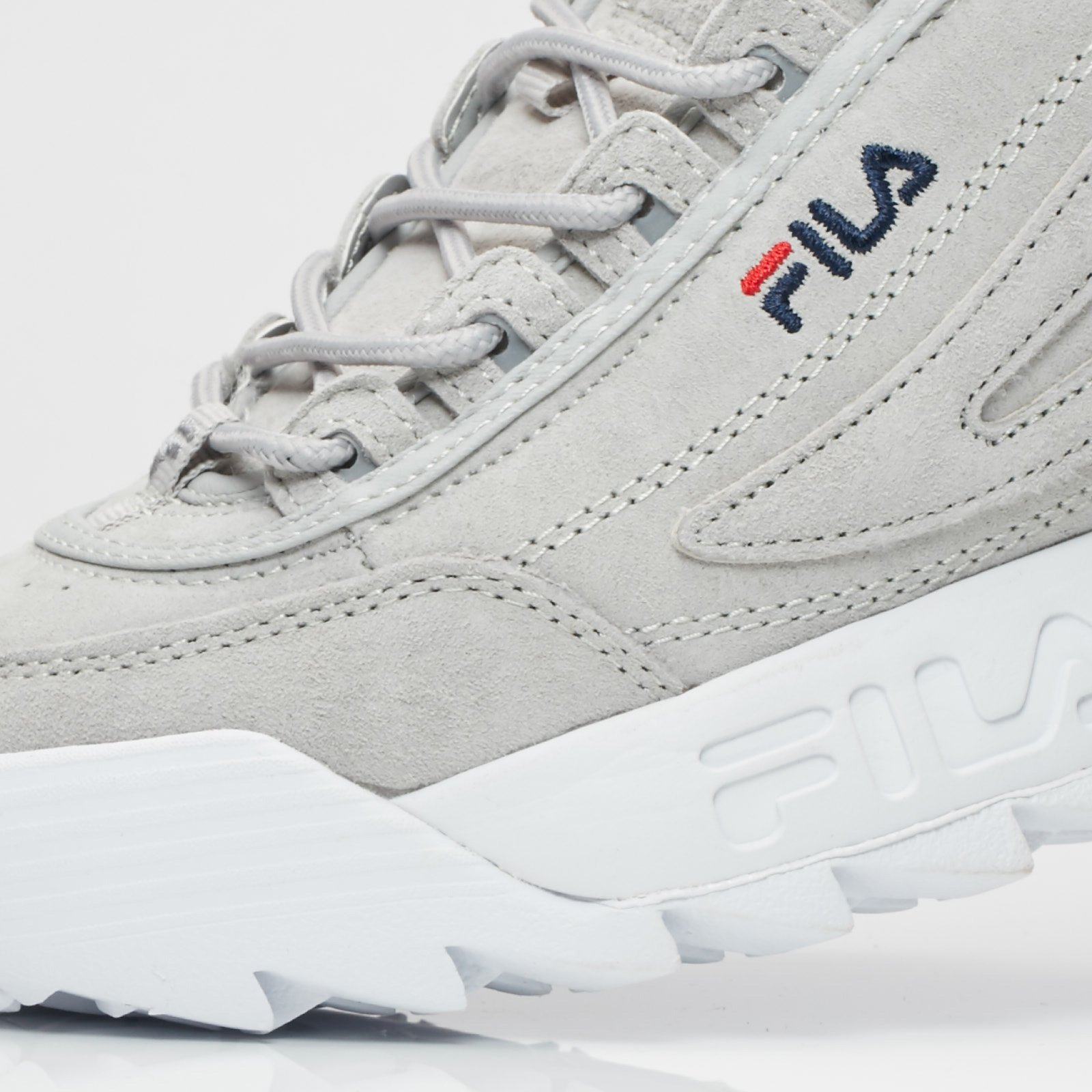 Fila Disruptor II Premium Suede - 5fm00038-063 - Sneakersnstuff I ...
