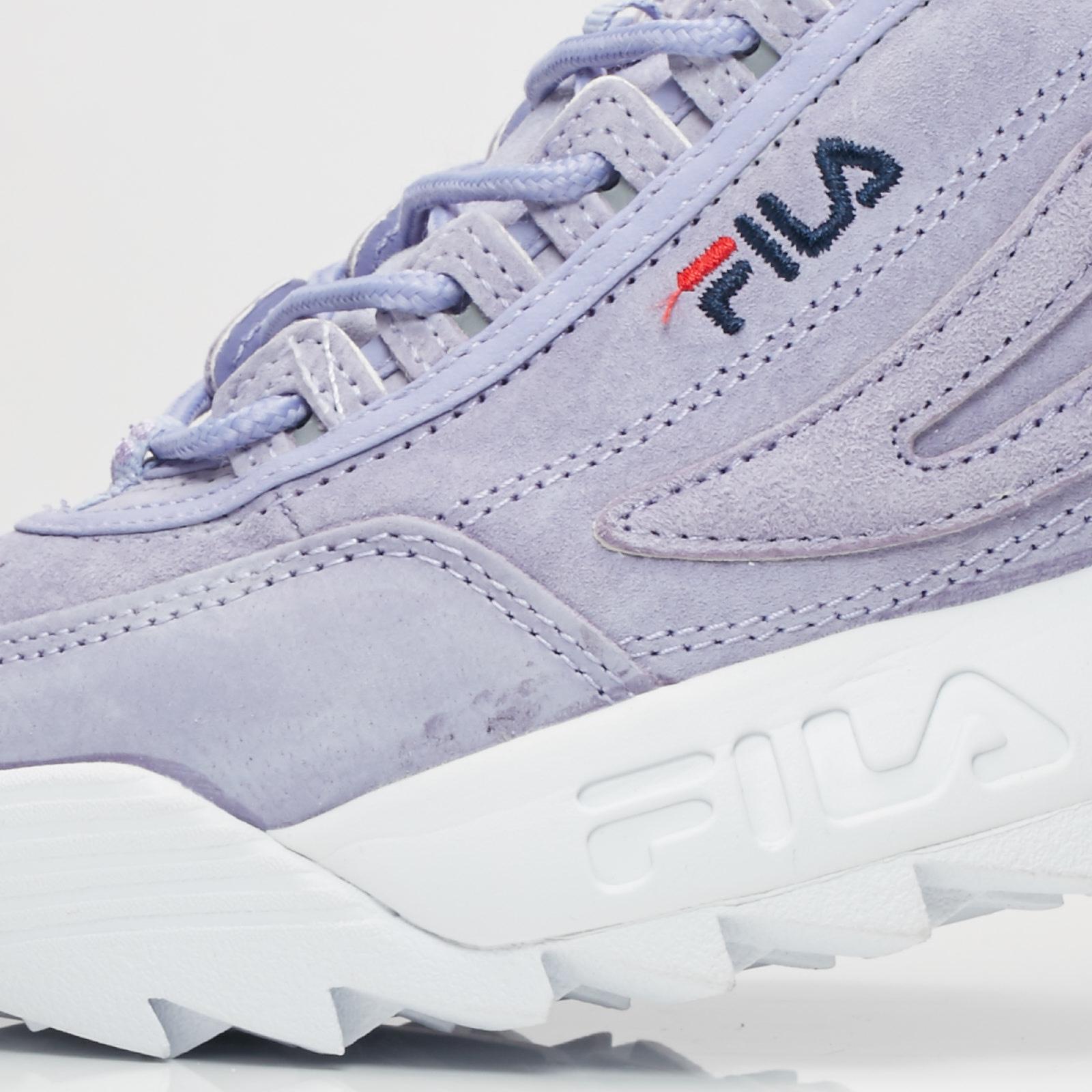 da769d23e026 Fila Disruptor II Premium Suede - 5fm00038-522 - Sneakersnstuff ...