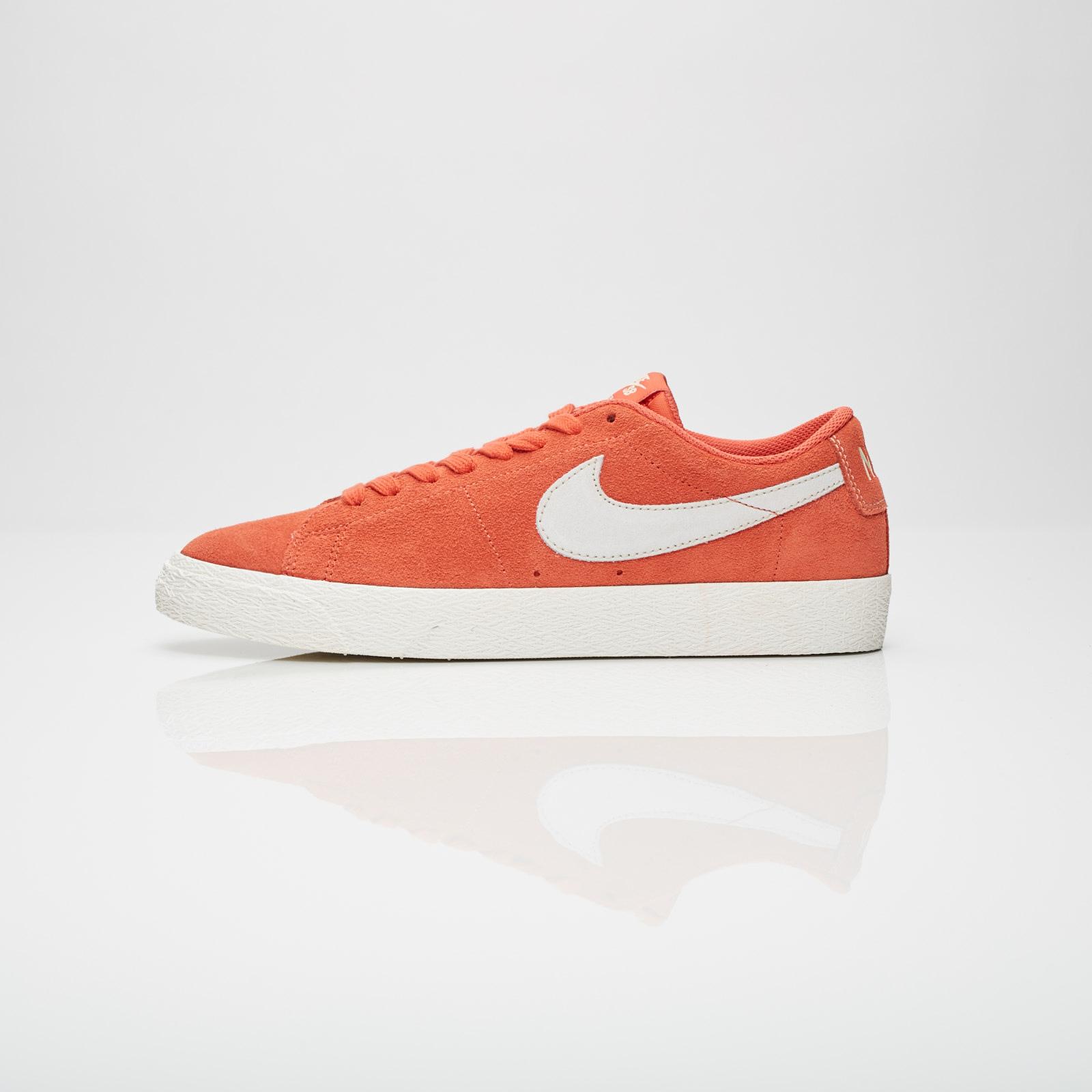 premium selection 4a066 1f9be Nike Zoom Blazer Low - 864347-800 - Sneakersnstuff ...
