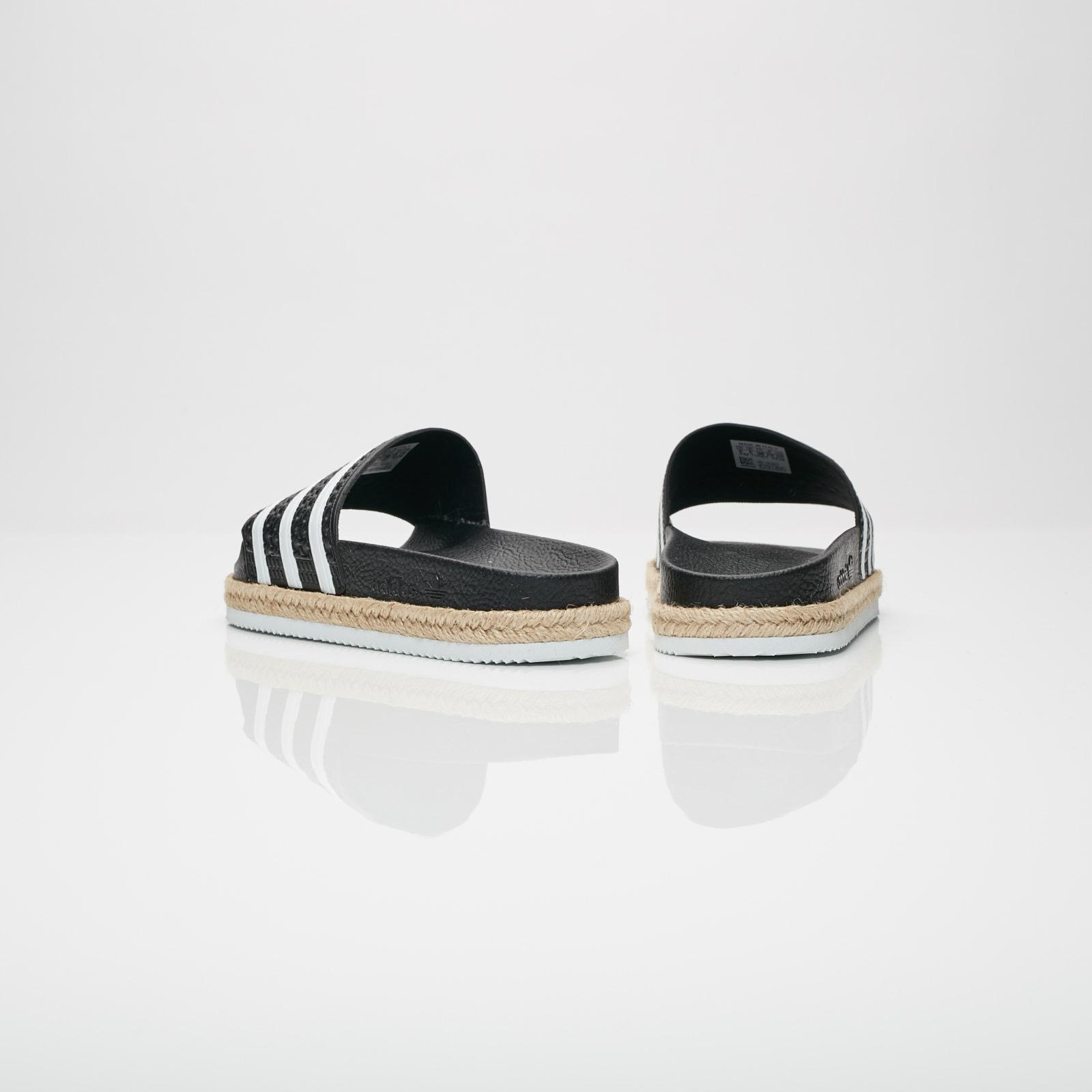 65345881cb2a adidas Adilette New Bold W - Cq3093 - Sneakersnstuff