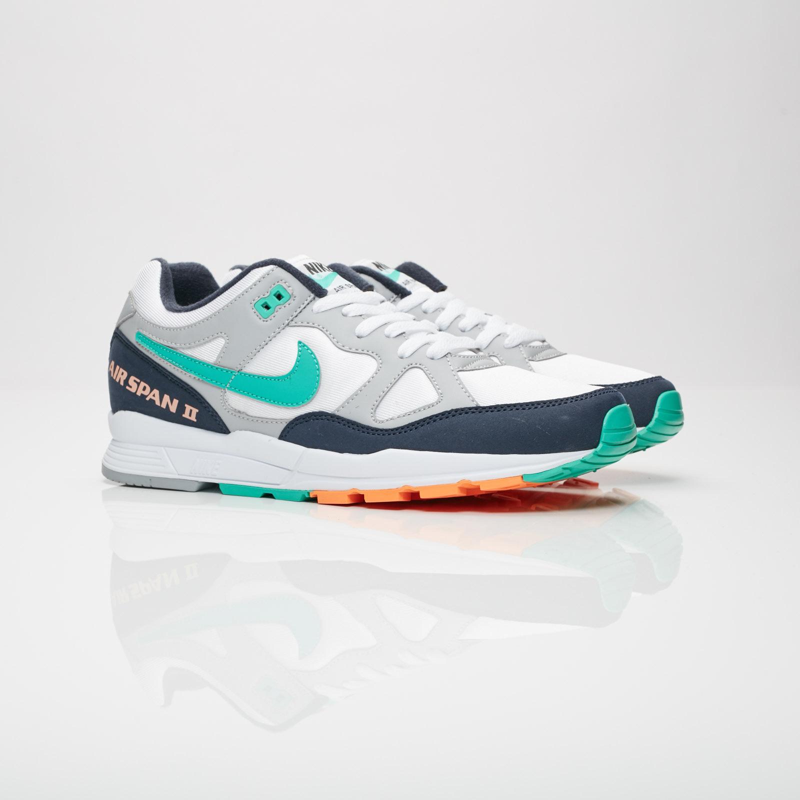 2df244e4db Nike Air Span II - Ah8047-006 - Sneakersnstuff | sneakers ...