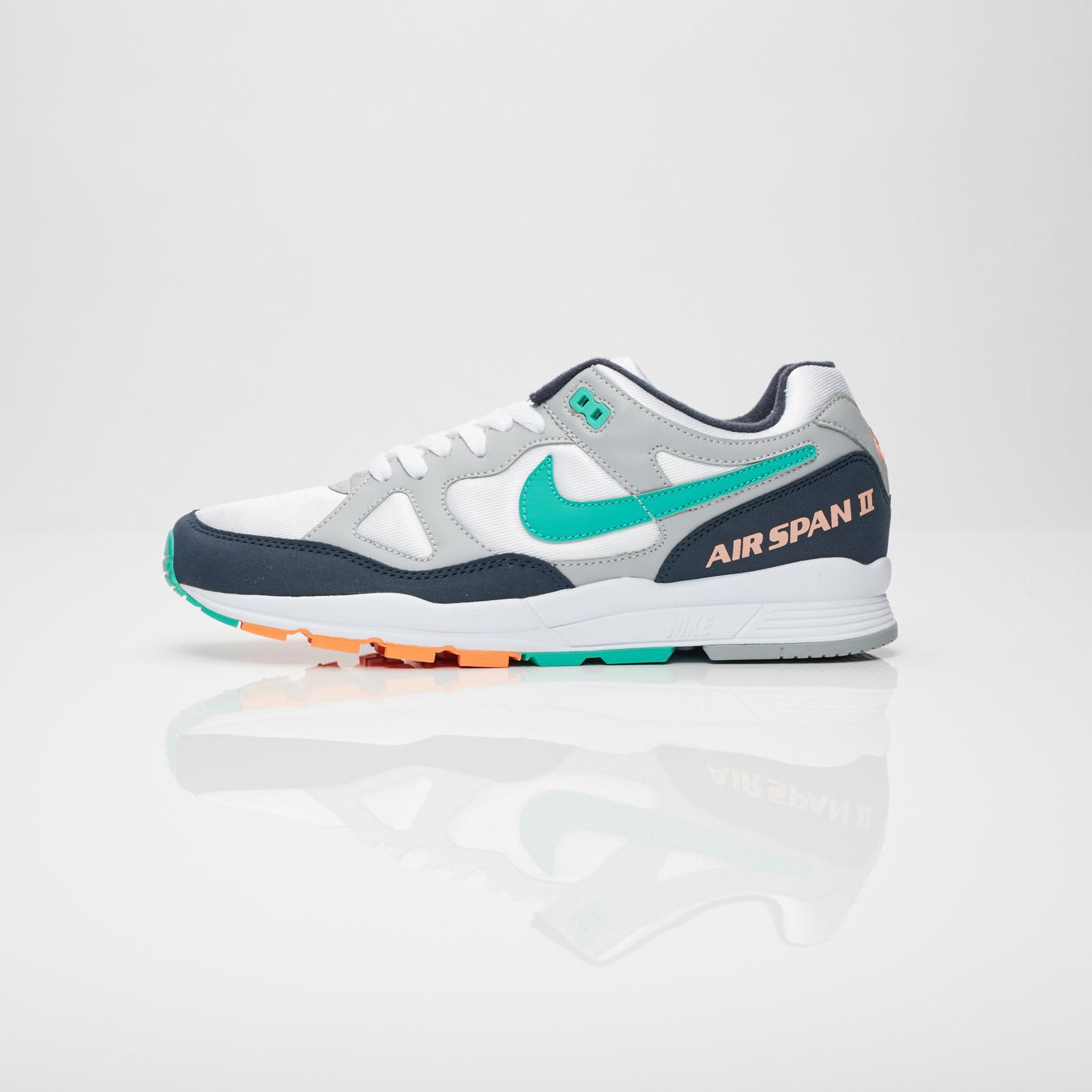 4c6dd689368 Nike Air Span II - Ah8047-006 - Sneakersnstuff