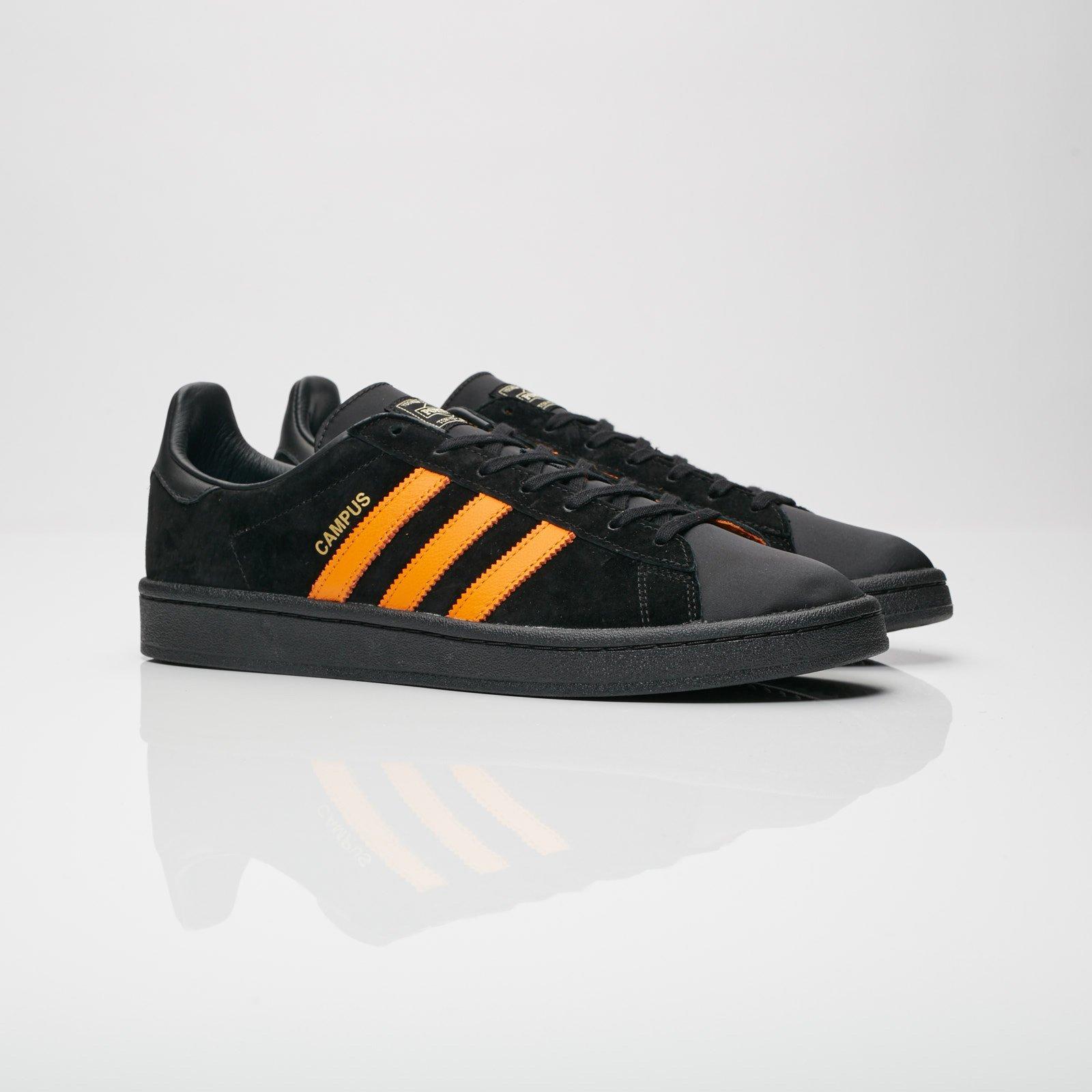 Porter X Adidas Campus Shoes Black B28143