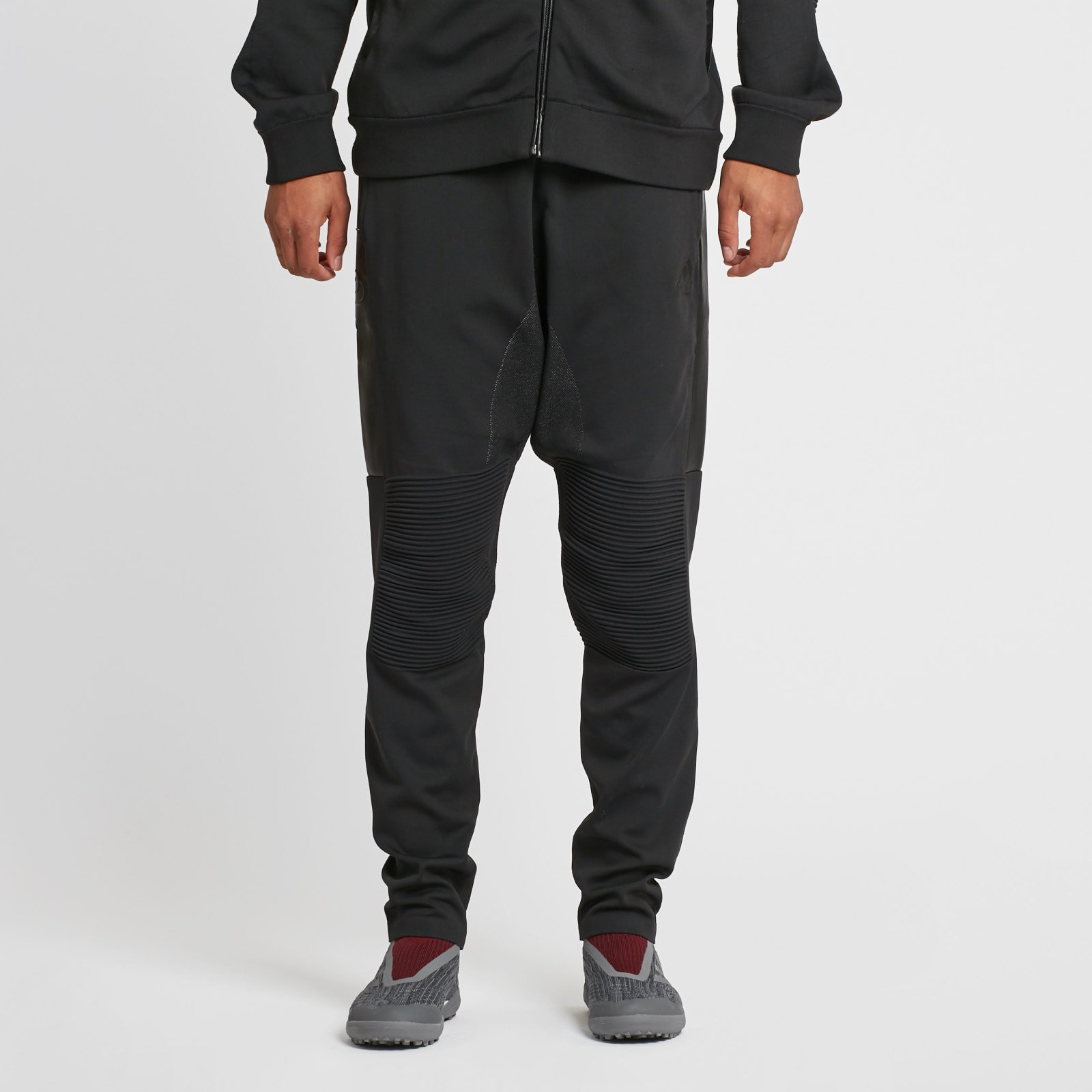 34451ed99 adidas Tan Paul Pogba Knit Pant - Cg1845 - Sneakersnstuff | sneakers ...