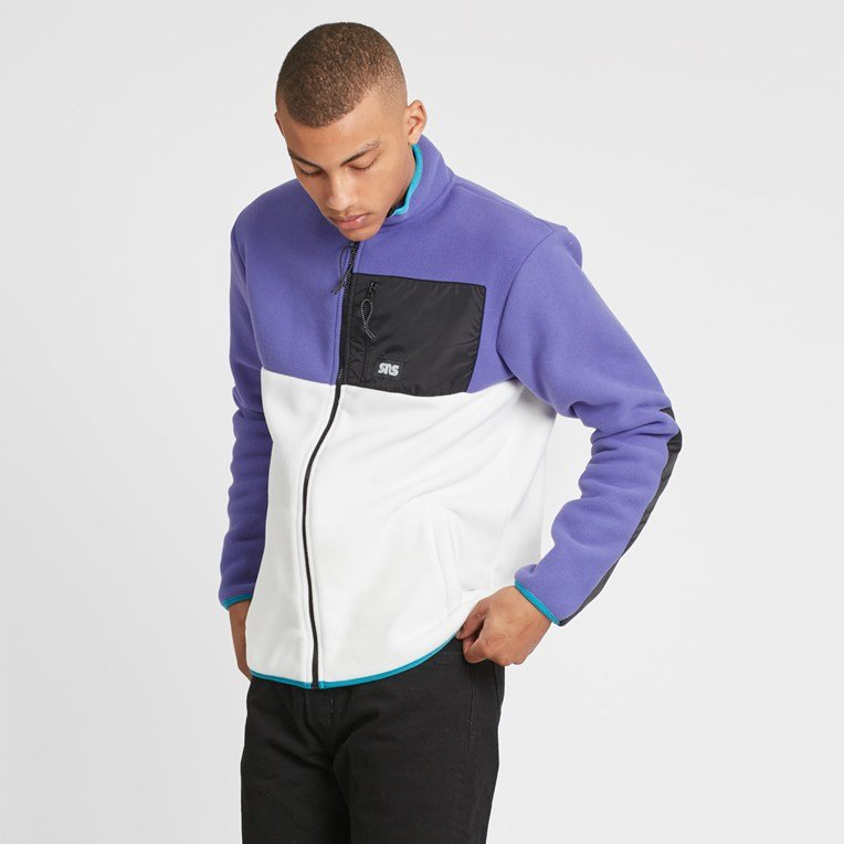 SNS Full Zip Fleece