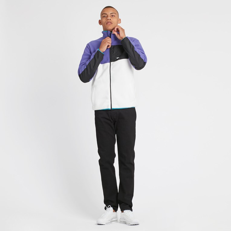 SNS Full Zip Fleece - 5