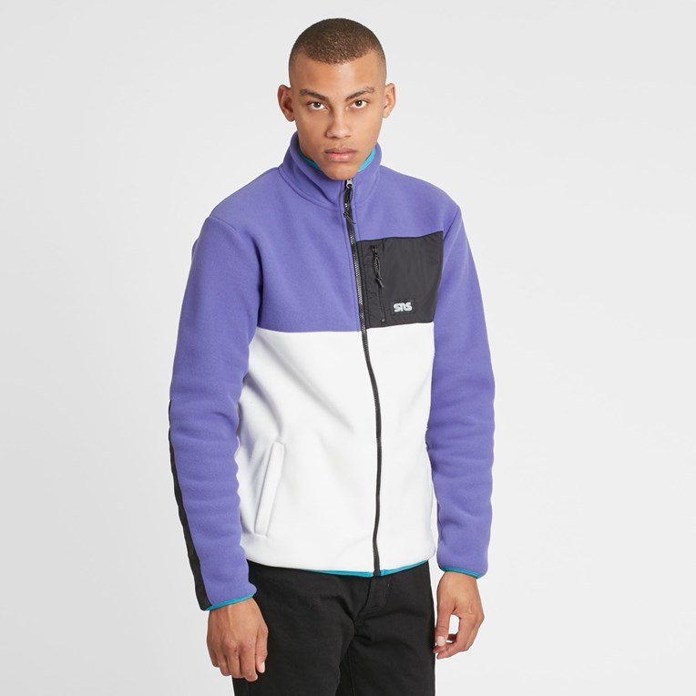 SNS Full Zip Fleece - 2