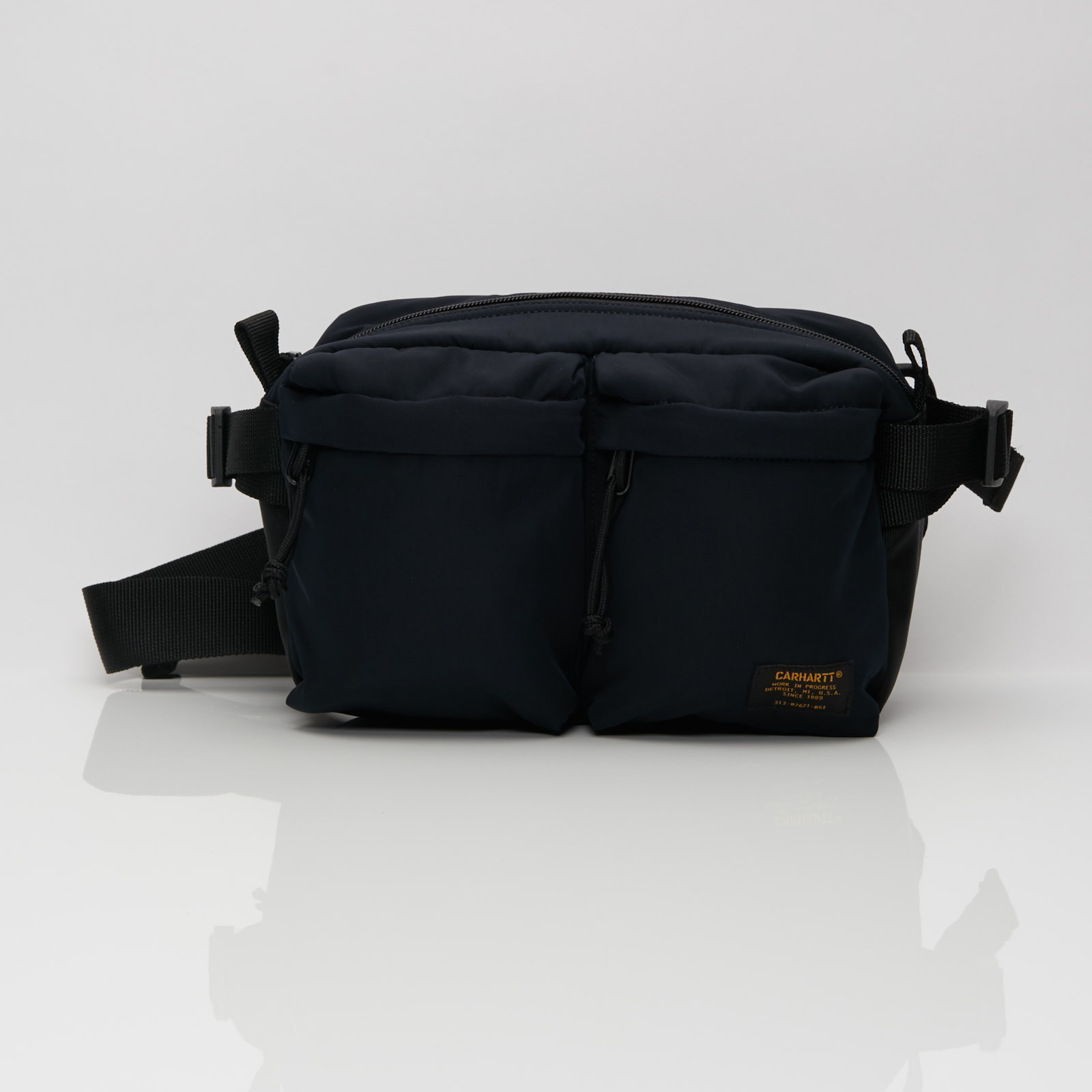 41ac3c619a Carhartt WIP Military Hip Bag - I024252.1c.90.06 - Sneakersnstuff ...