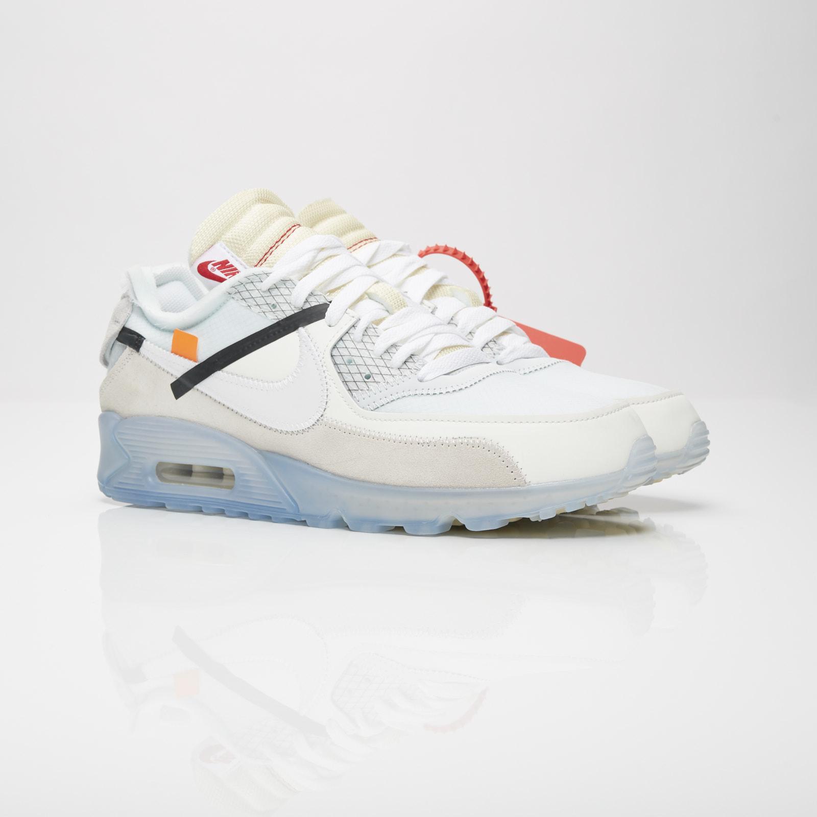 Nike The 10: Air Max 90 - Aa7293-100