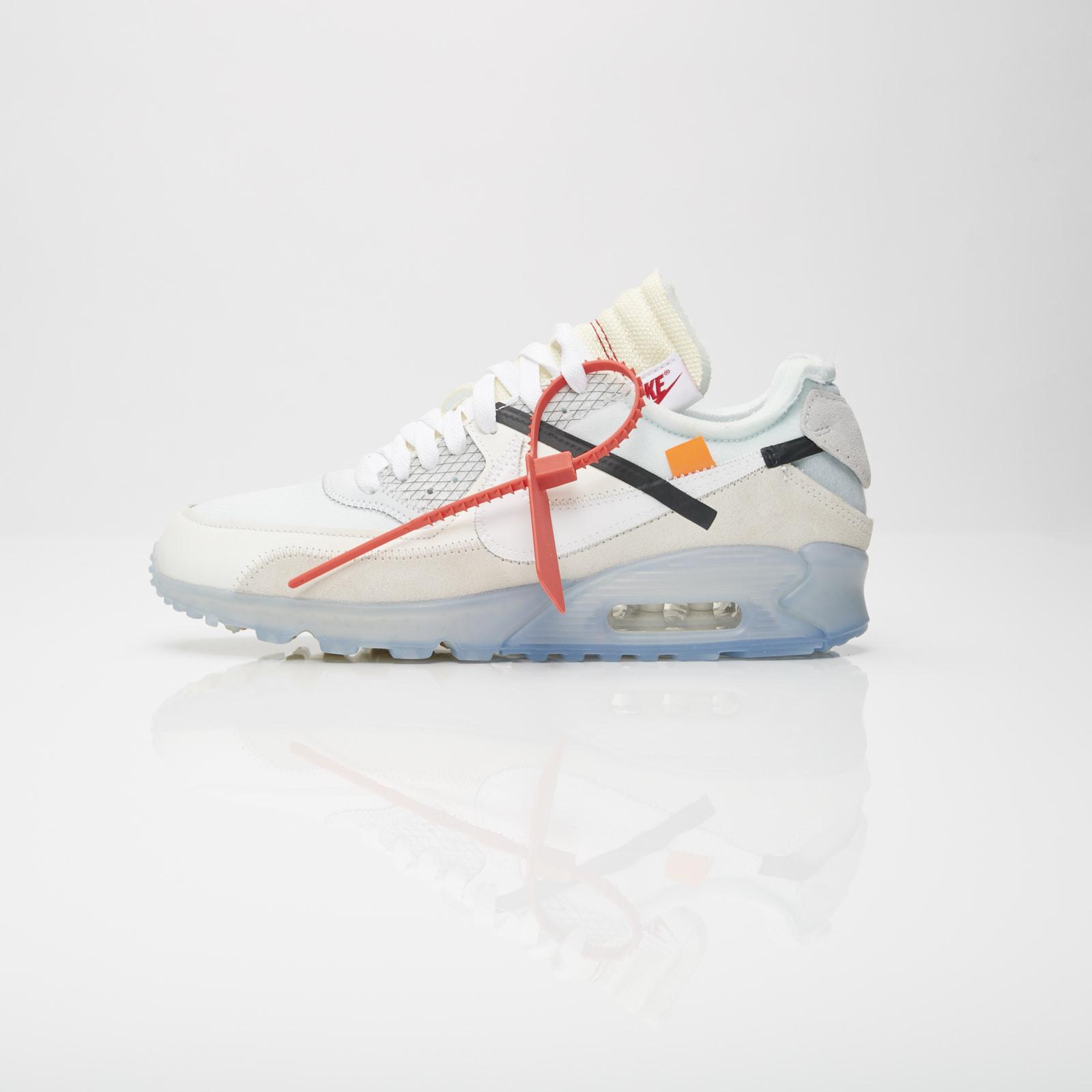 b2a71ac9ceb Nike The 10  Air Max 90 - Aa7293-100 - Sneakersnstuff