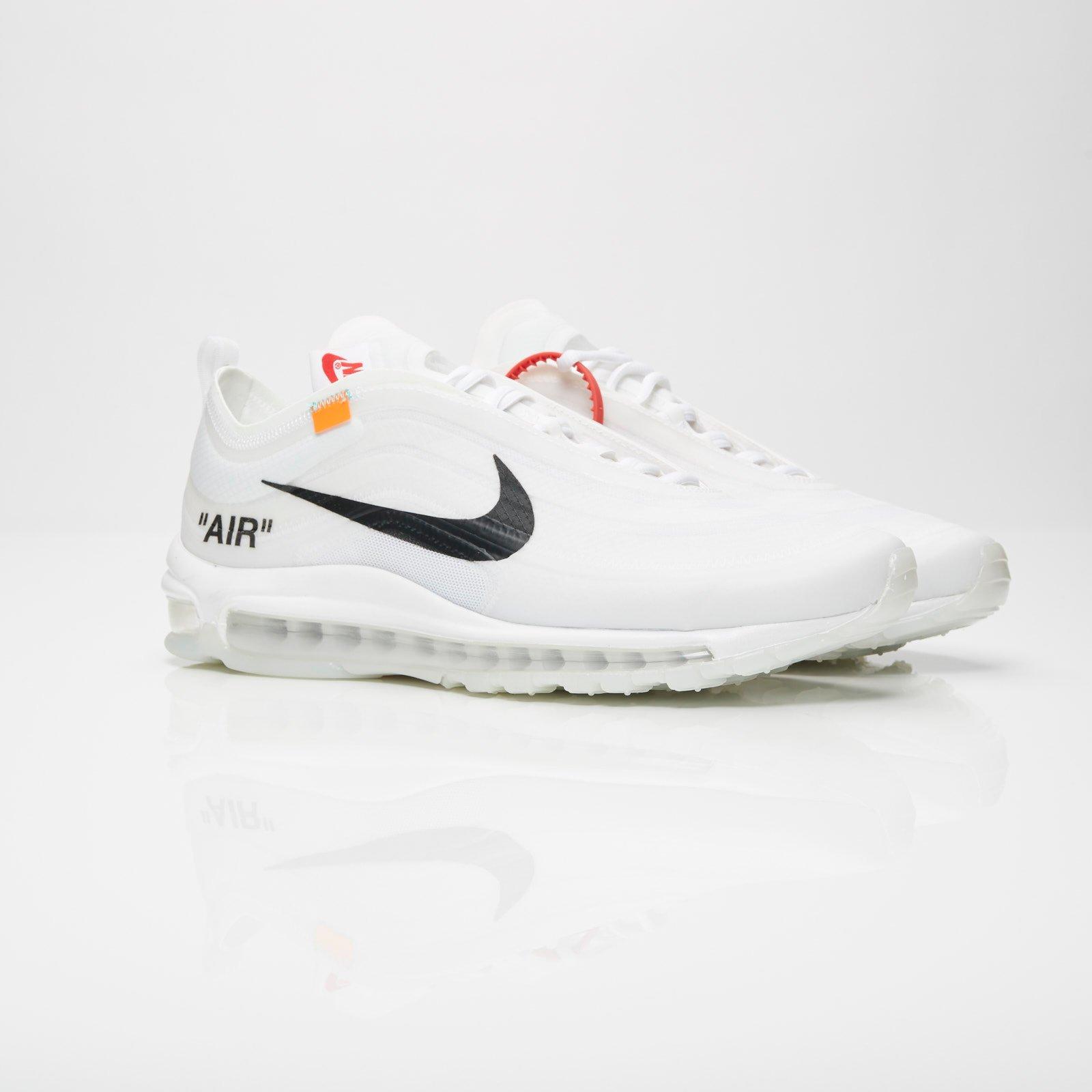 e536033771722 Nike The 10  Air Max 97 OG - Aj4585-100 - Sneakersnstuff