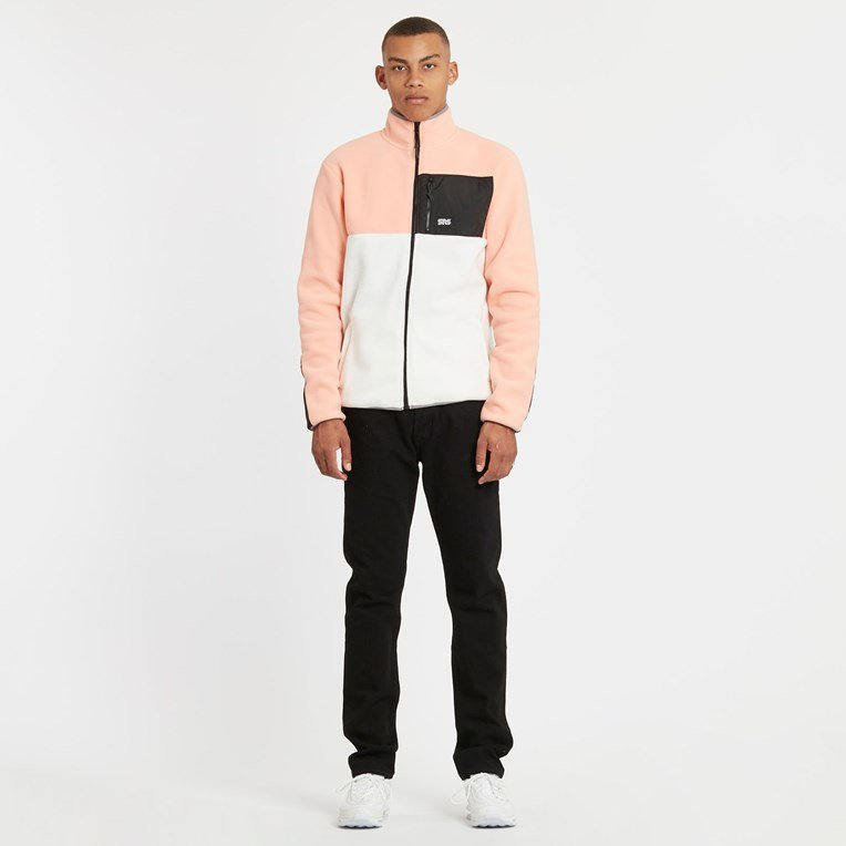 SNS Full Zip Fleece - 8