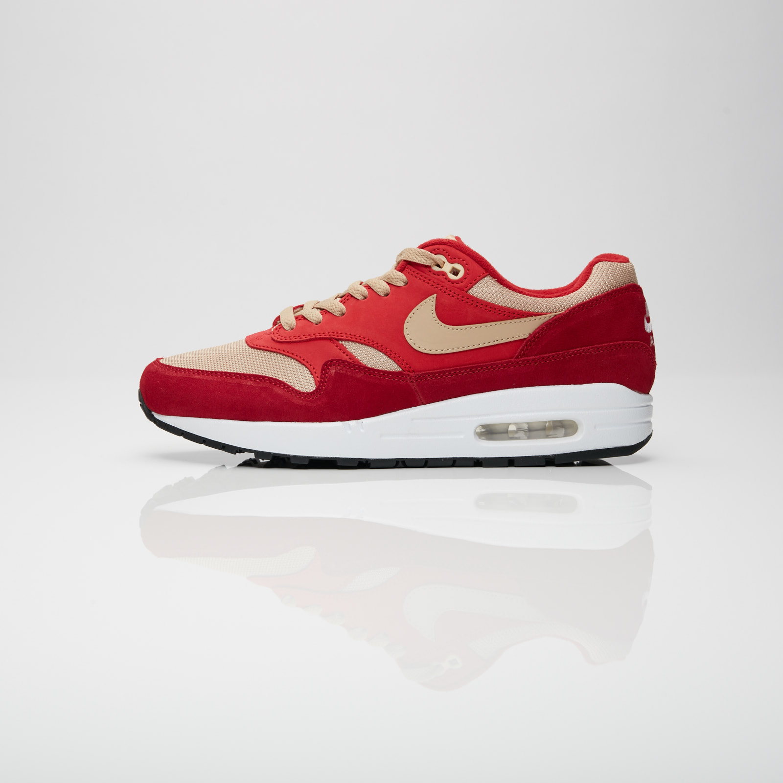 "Men's Nike Air Max 1 Premium ""Red Curry"" 908366 600"